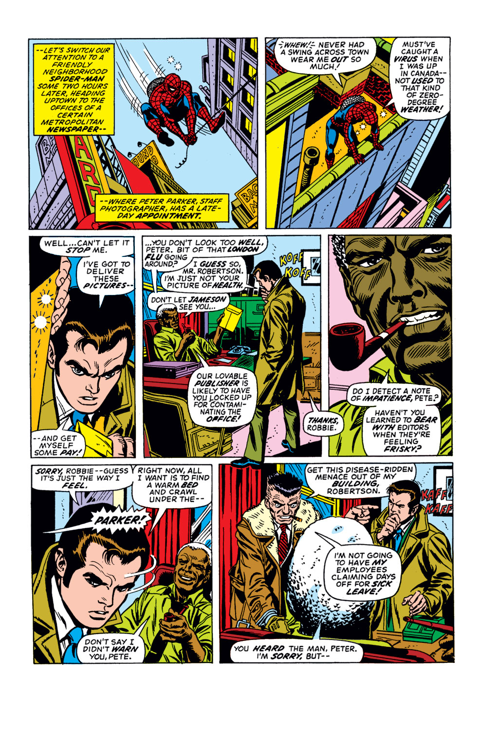The Amazing Spider-Man (1963) 121 Page 7