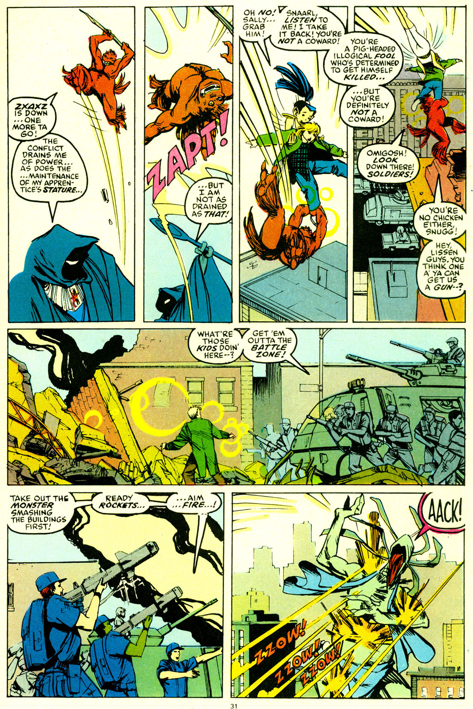 Read online Spellbound comic -  Issue #6 - 32