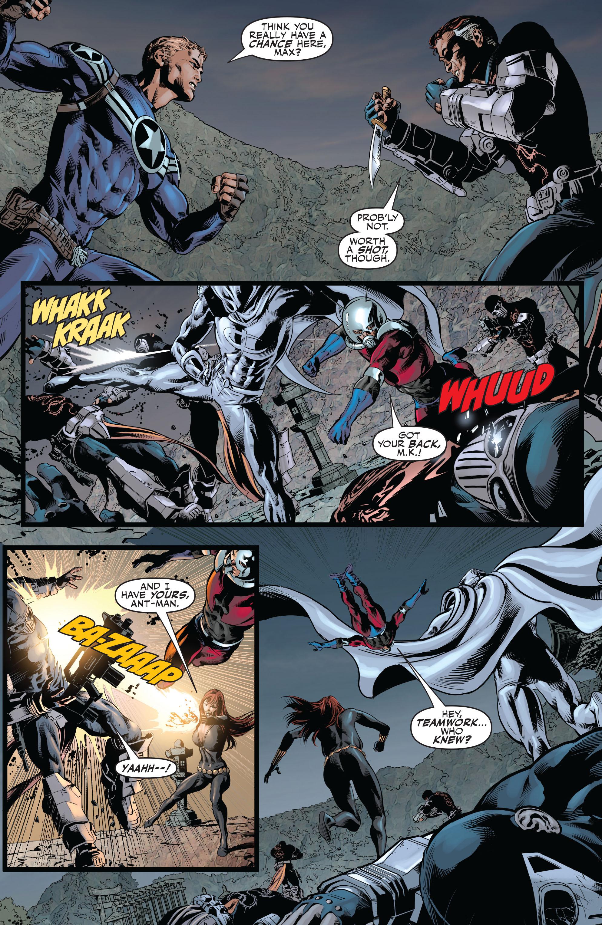 Read online Secret Avengers (2010) comic -  Issue #10 - 15