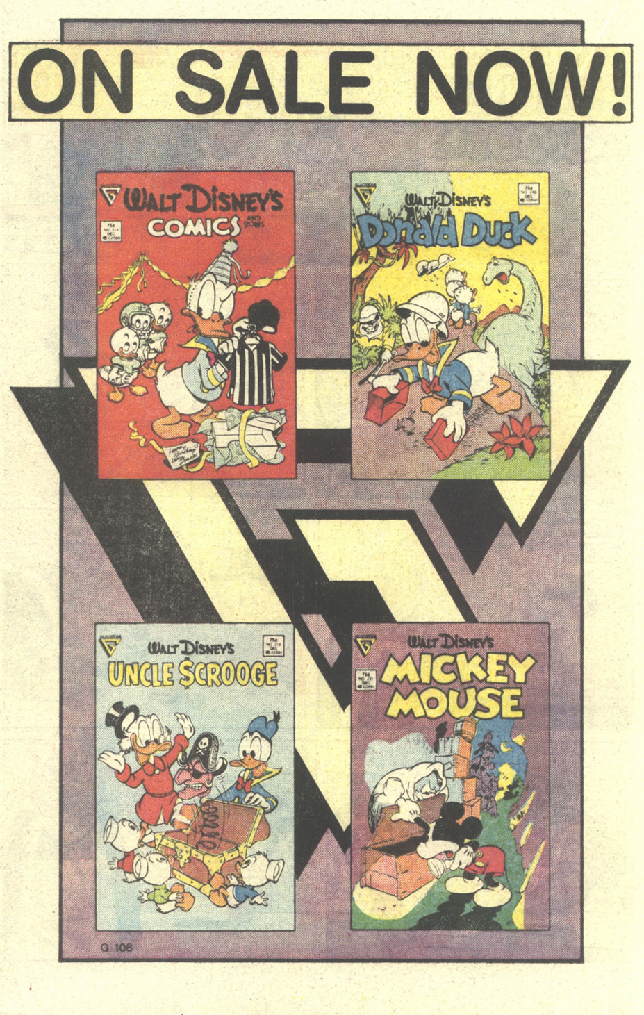 Read online Uncle Scrooge (1953) comic -  Issue #212 - 16
