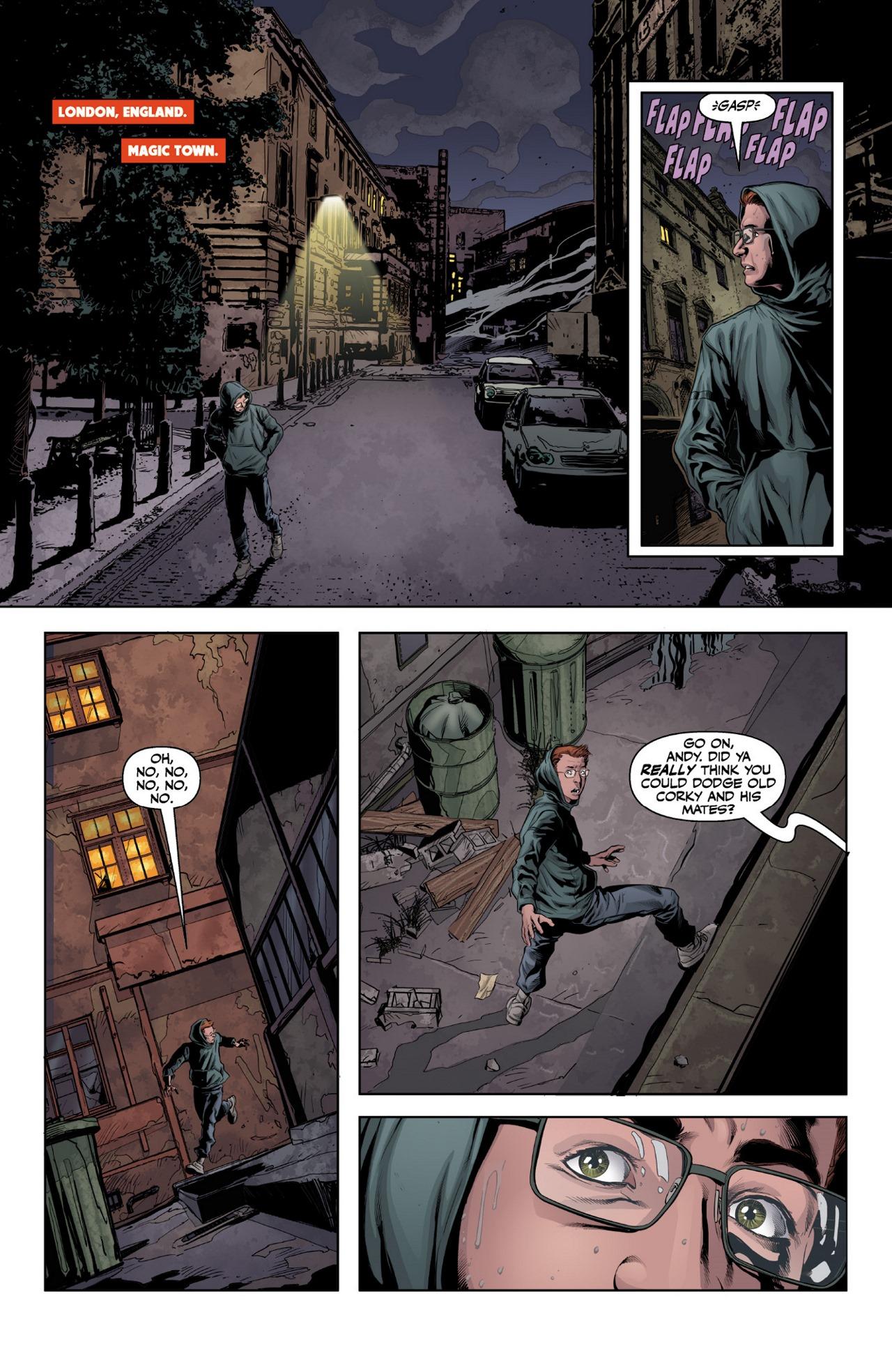 Read online Angel & Faith Season 10 comic -  Issue #1 - 3