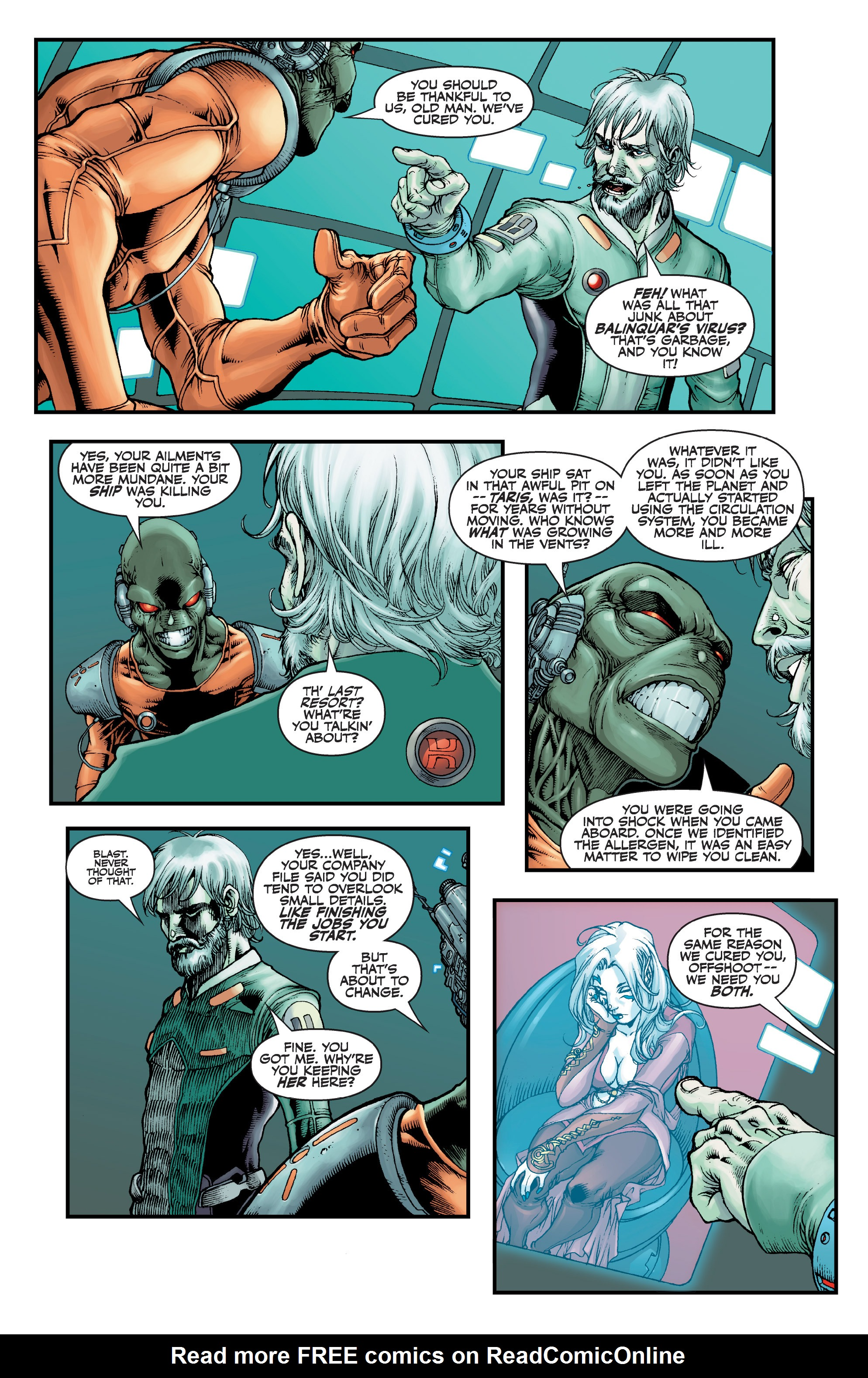 Read online Star Wars Omnibus comic -  Issue # Vol. 29 - 383