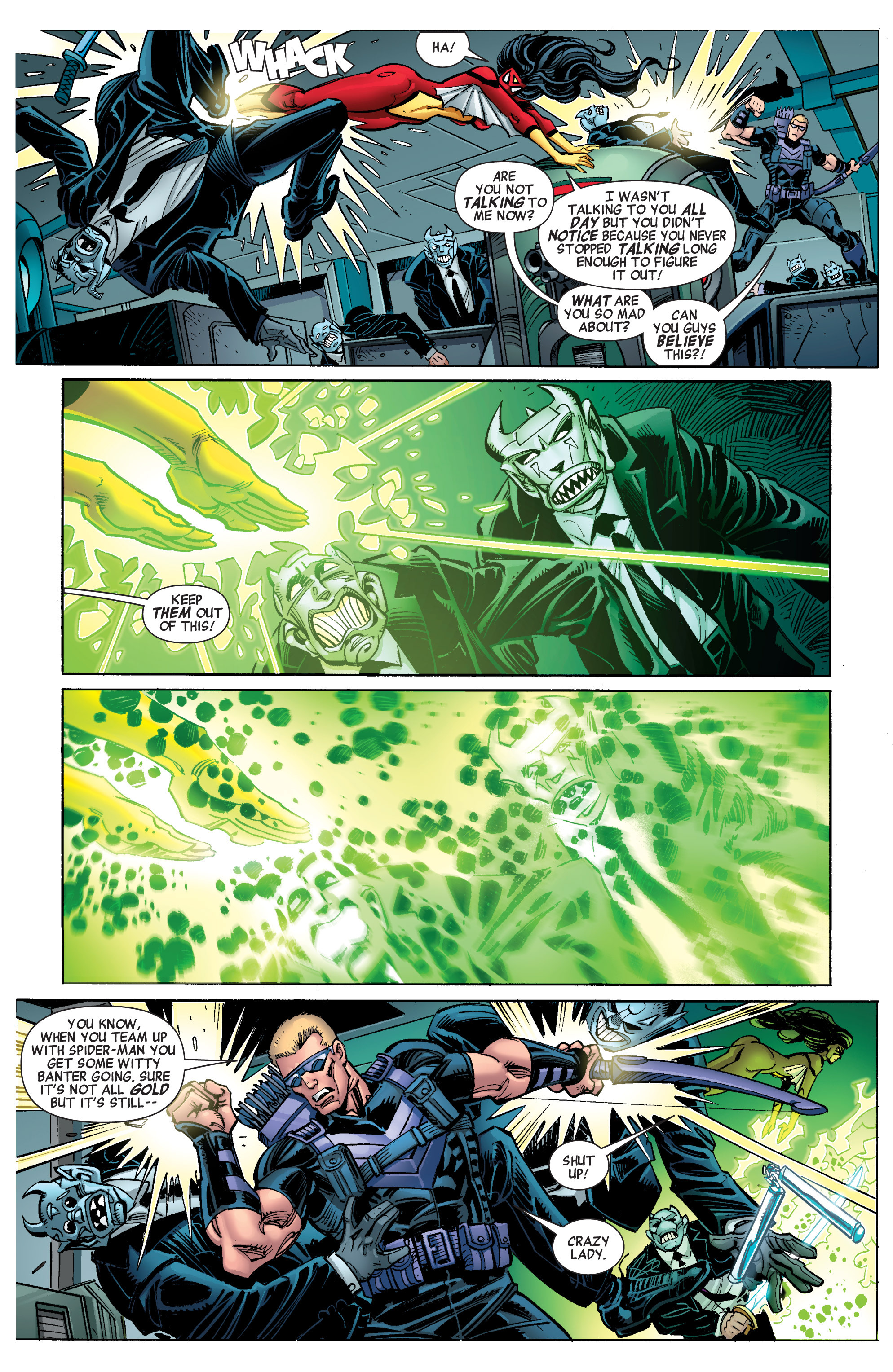 Read online Avengers (2010) comic -  Issue #30 - 10