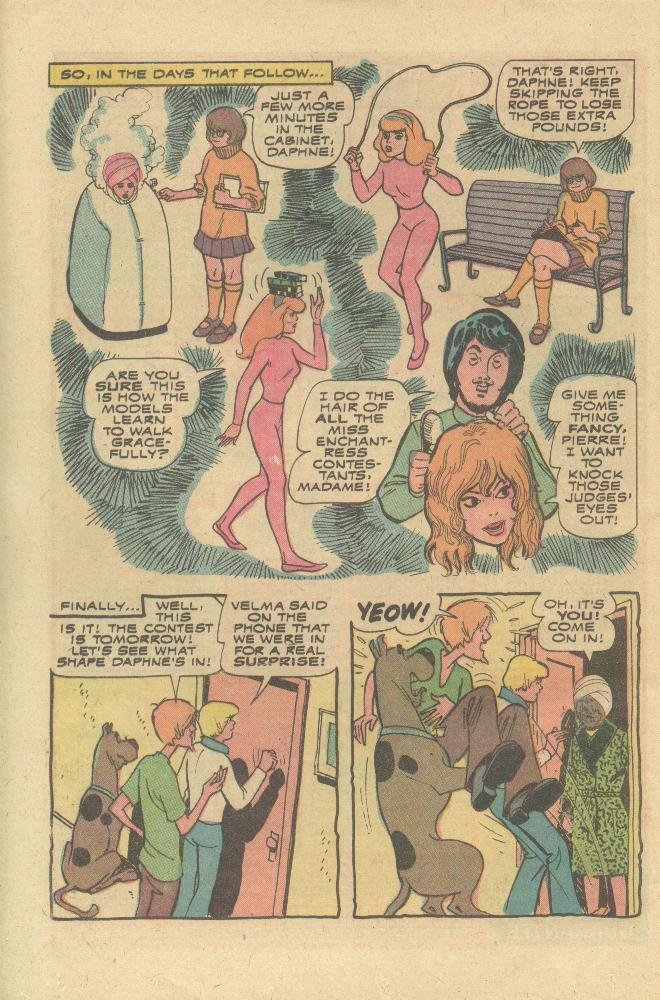 Read online Scooby-Doo... Mystery Comics comic -  Issue #25 - 18