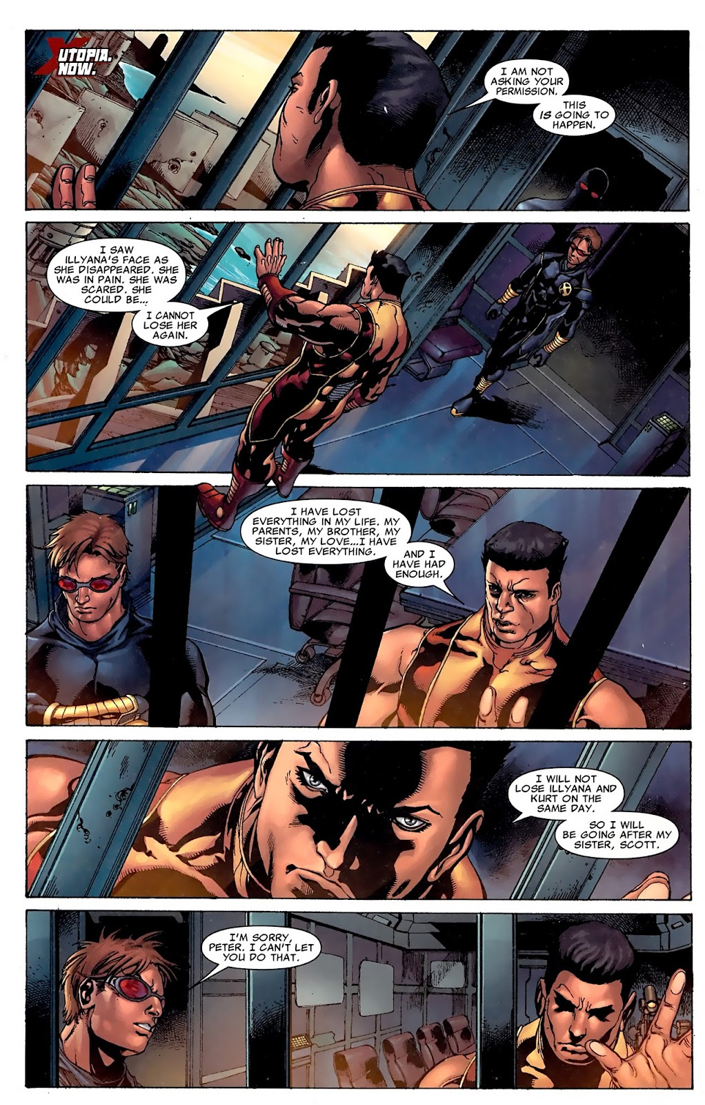 Read online X-Men: Second Coming Revelations comic -  Issue # TPB (Part 1) - 72