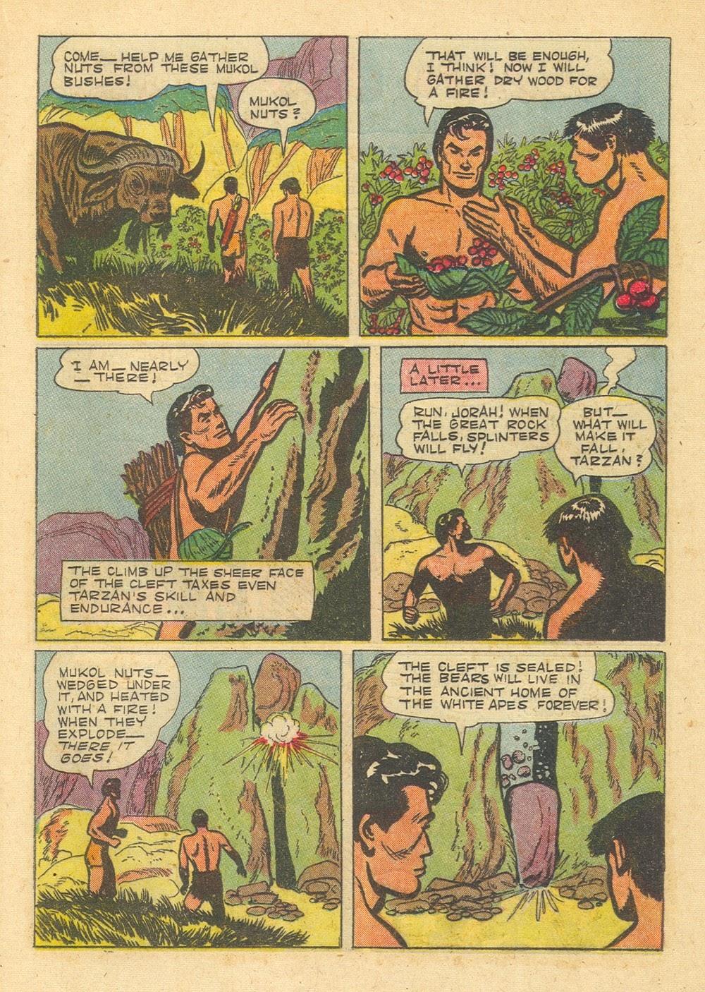 Tarzan (1948) issue 65 - Page 17
