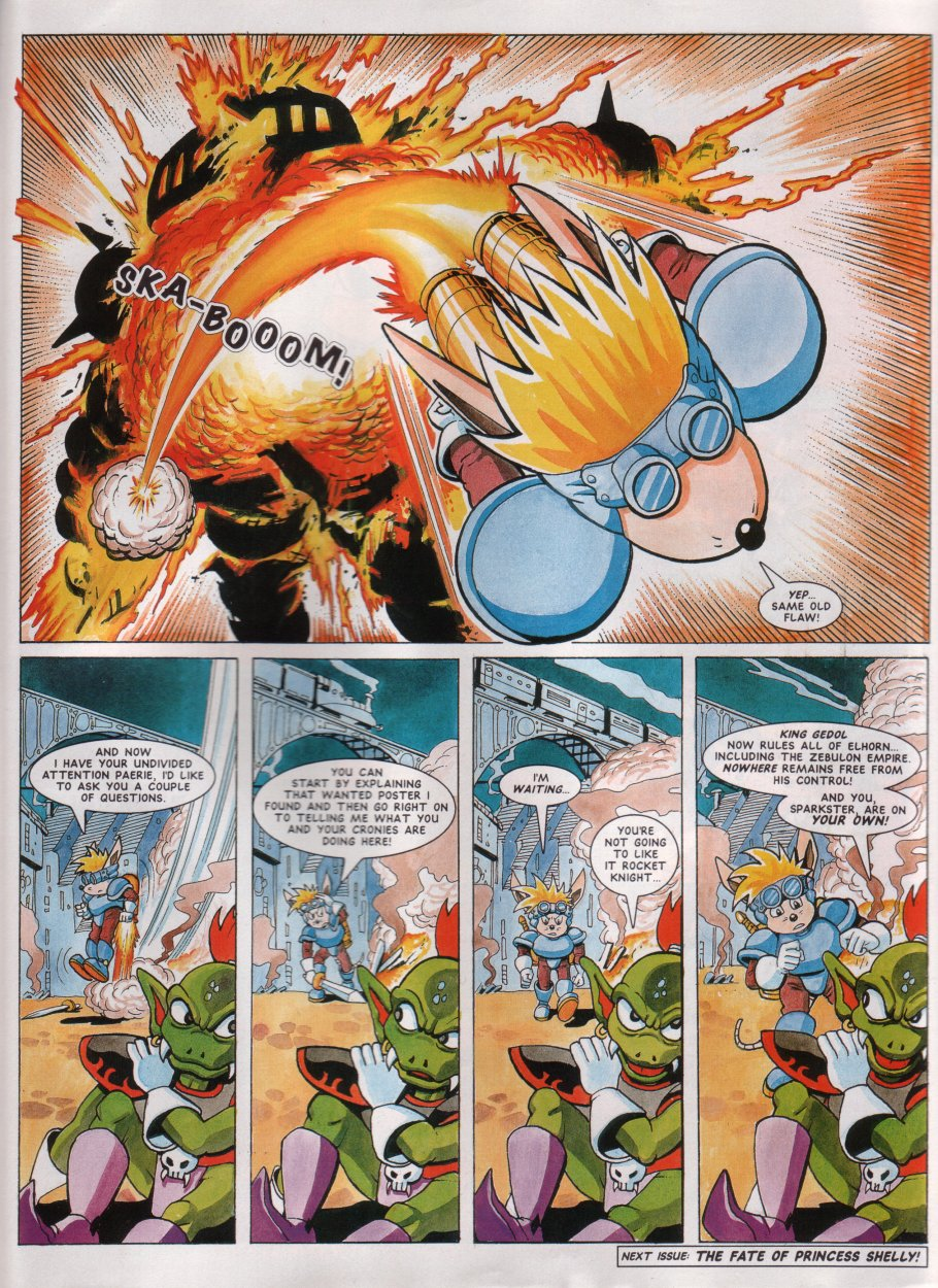 Read online Sonic the Comic comic -  Issue #53 - 29