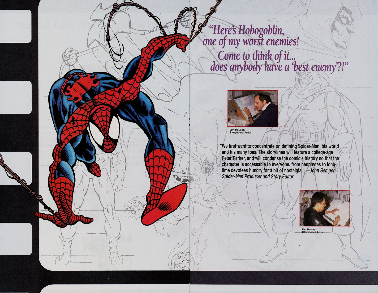 Web of Spider-Man (1985) Issue #113 #123 - English 42