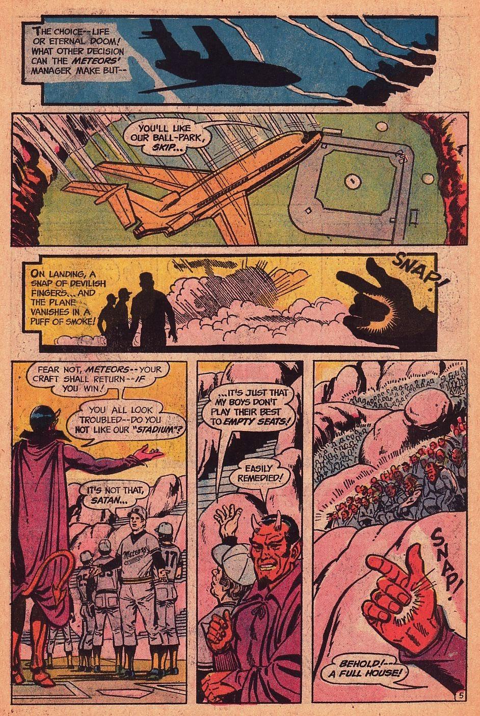 Read online Strange Sports Stories (1973) comic -  Issue #1 - 6