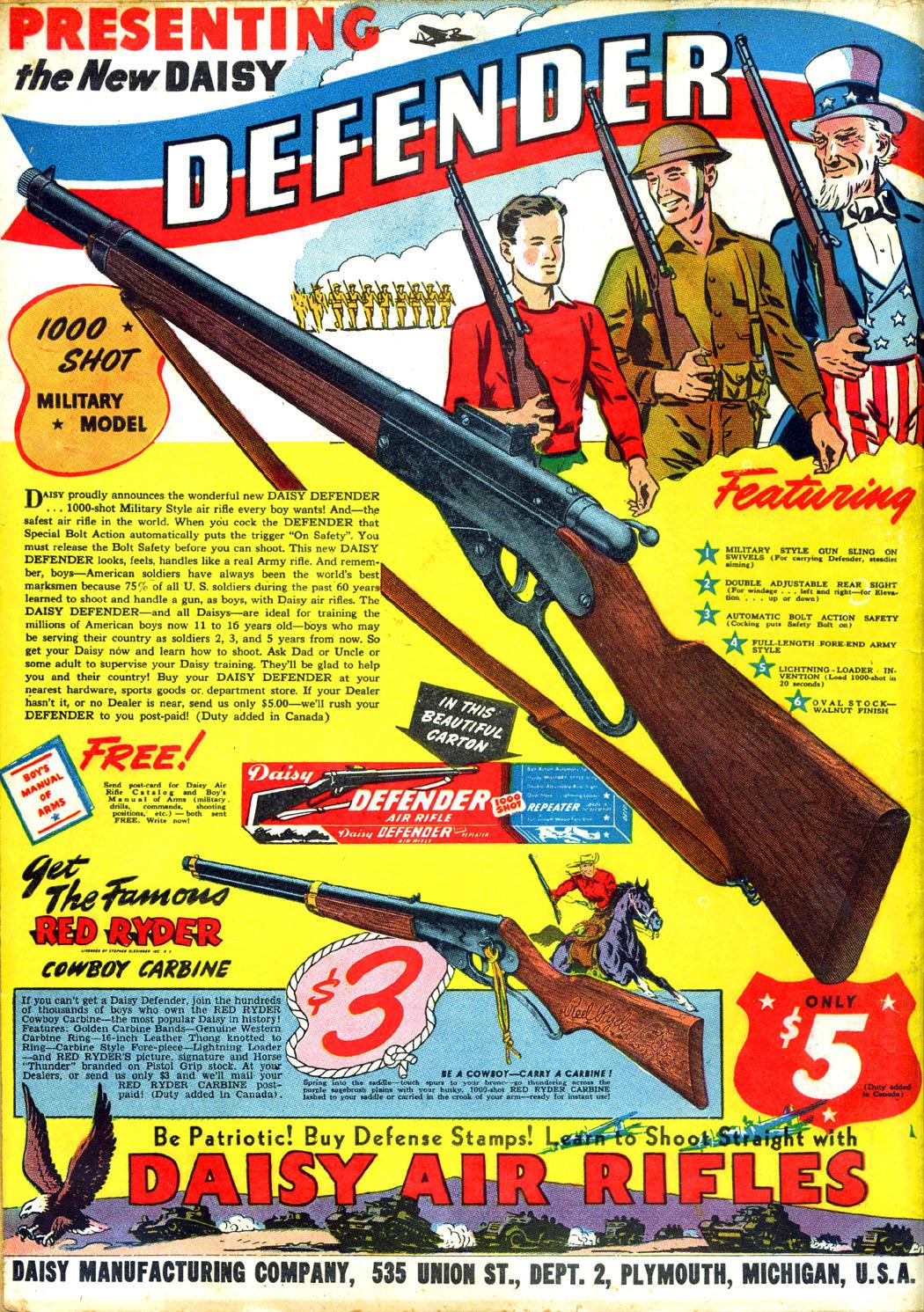 Read online Sensation (Mystery) Comics comic -  Issue #5 - 68