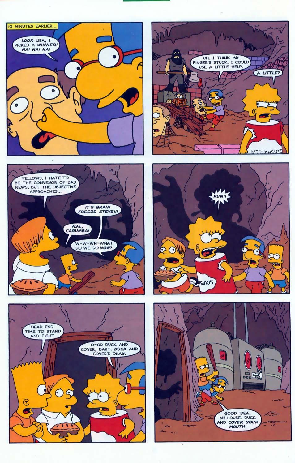 Read online Simpsons Comics comic -  Issue #43 - 7