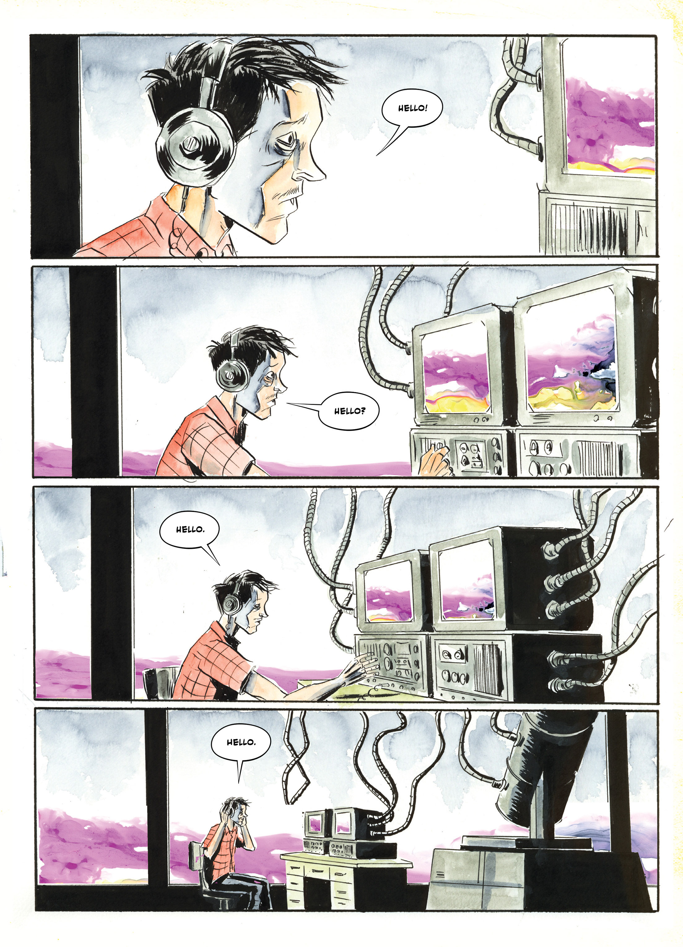 Read online A.D.: After Death comic -  Issue #2 - 28
