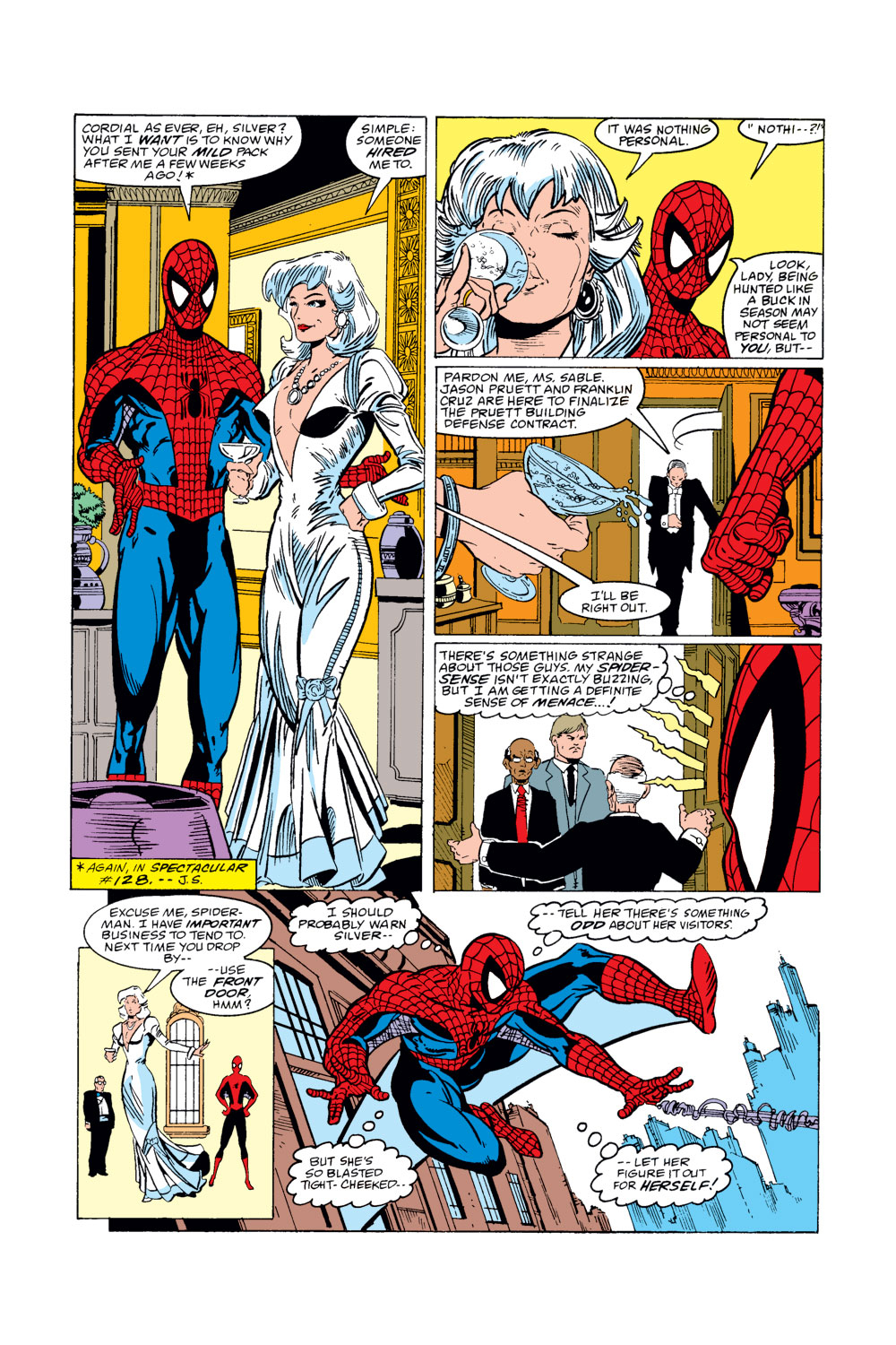 The Amazing Spider-Man (1963) 301 Page 7