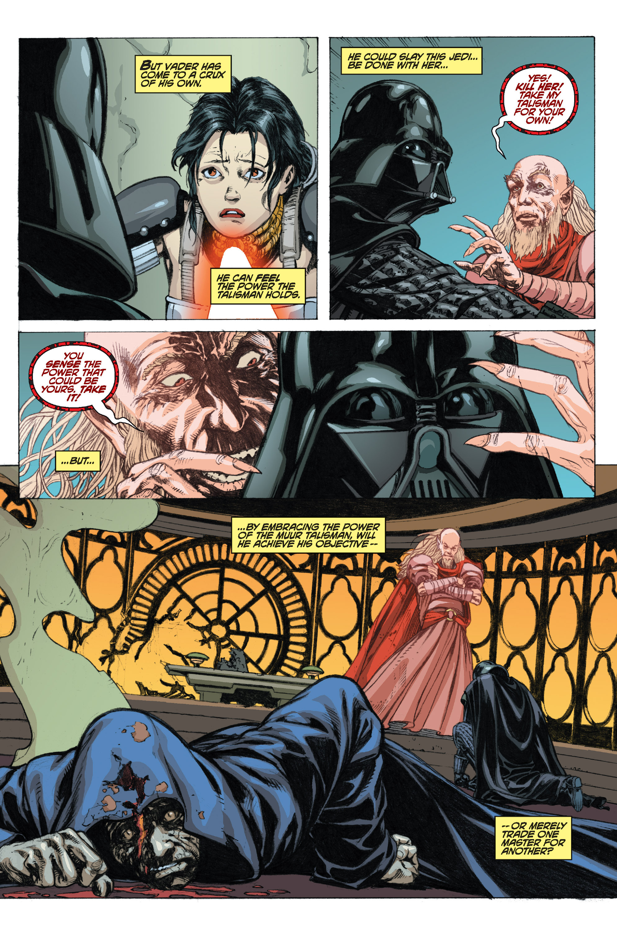 Read online Star Wars Omnibus comic -  Issue # Vol. 31 - 312