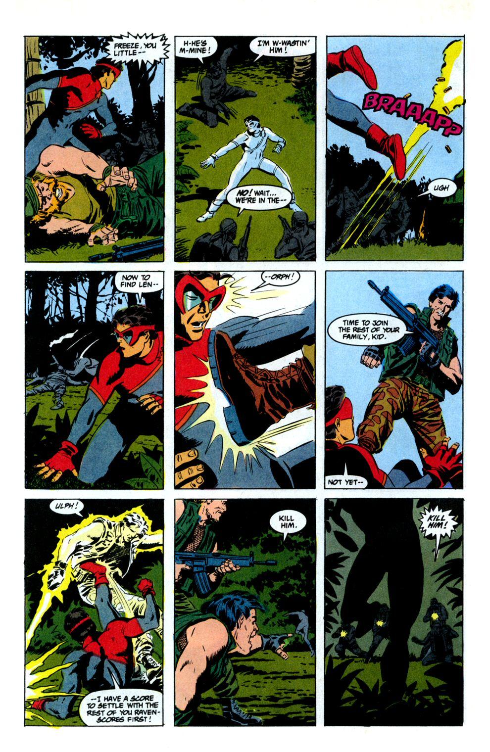 Read online Powerline comic -  Issue #8 - 18