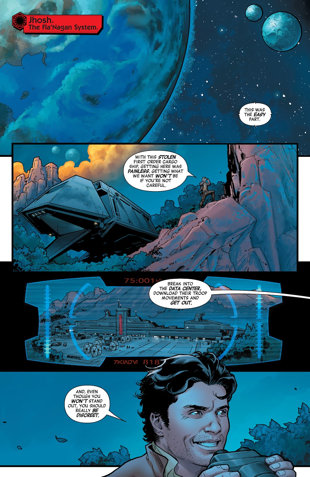 Read online Star Wars: Age of Republic: Heroes comic -  Issue # TPB - 110