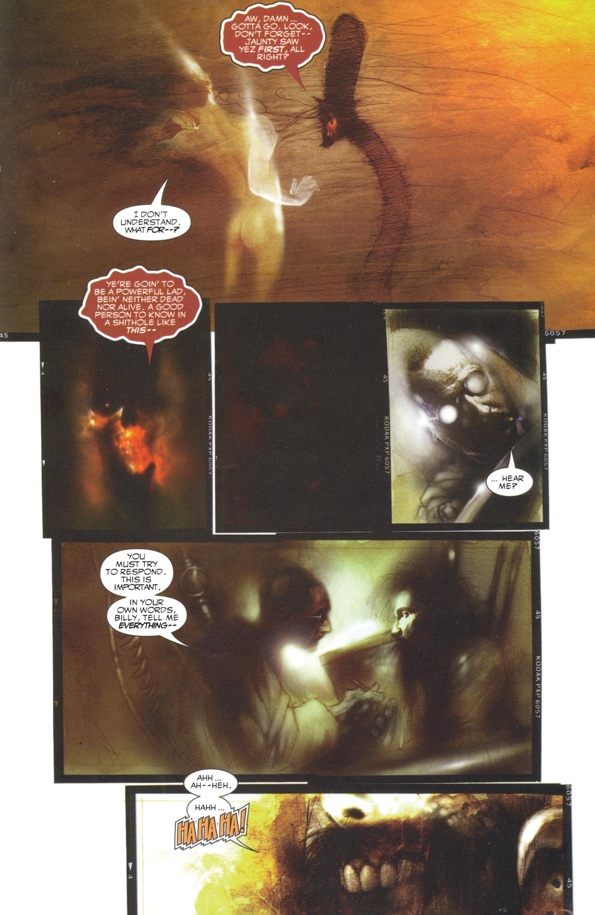 Read online Deadside comic -  Issue #1 - 19