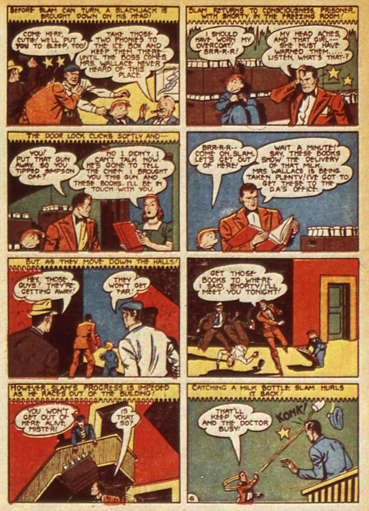Read online Detective Comics (1937) comic -  Issue #45 - 63