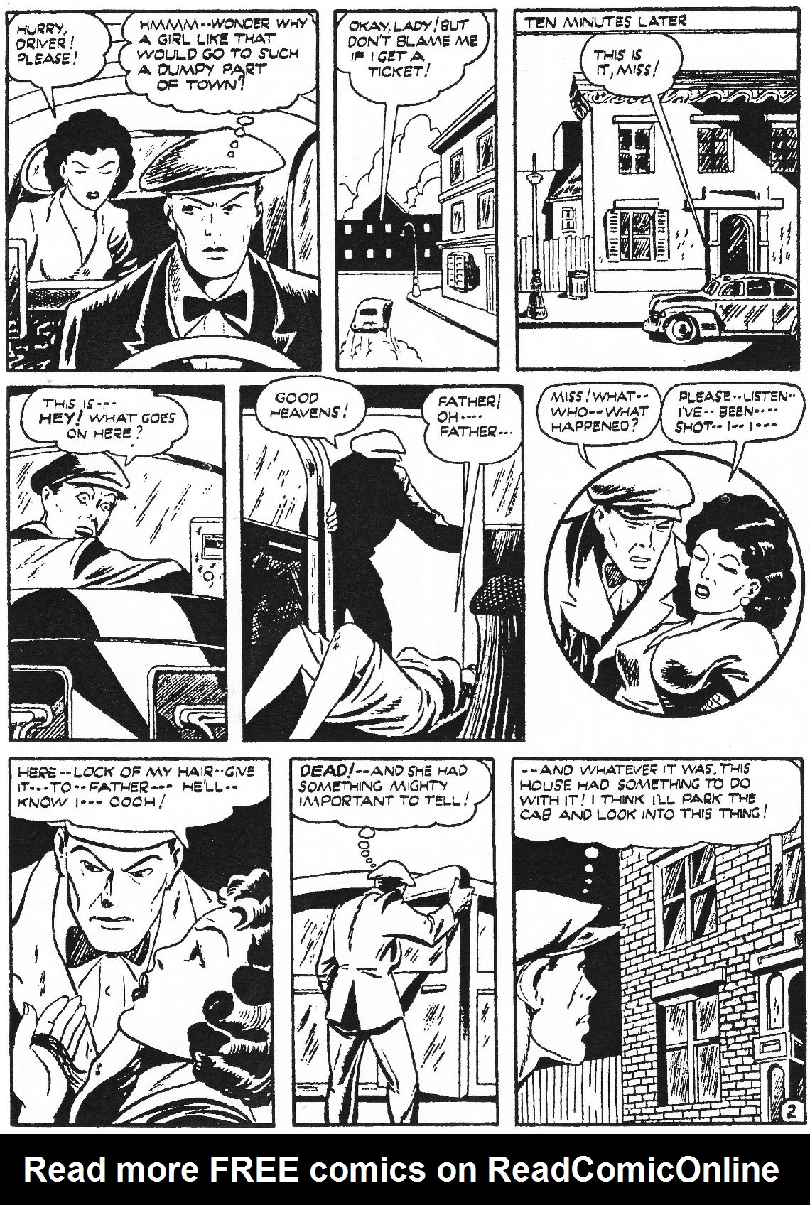 Read online Men of Mystery Comics comic -  Issue #70 - 29