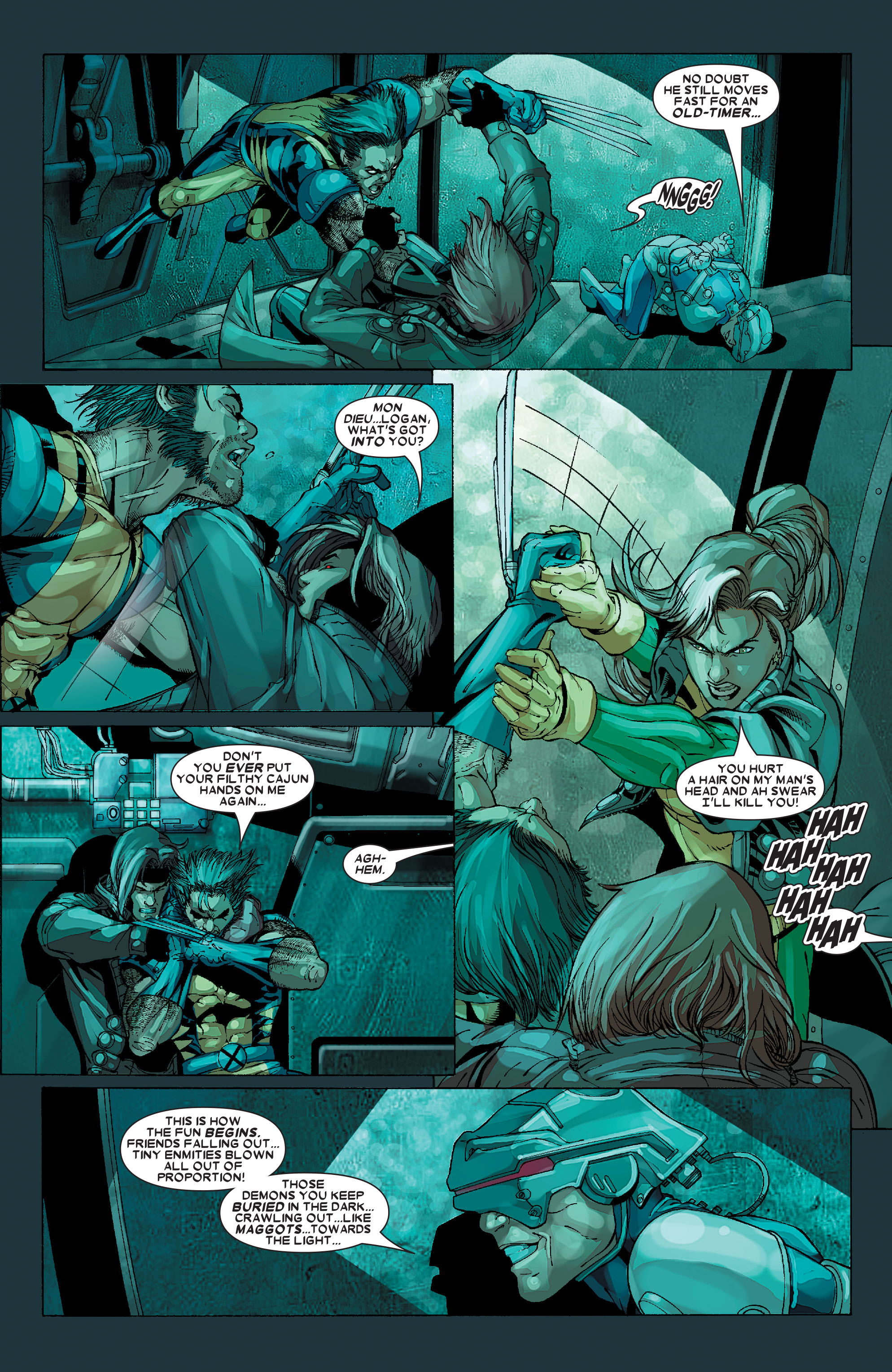 X-Men (1991) 168 Page 19