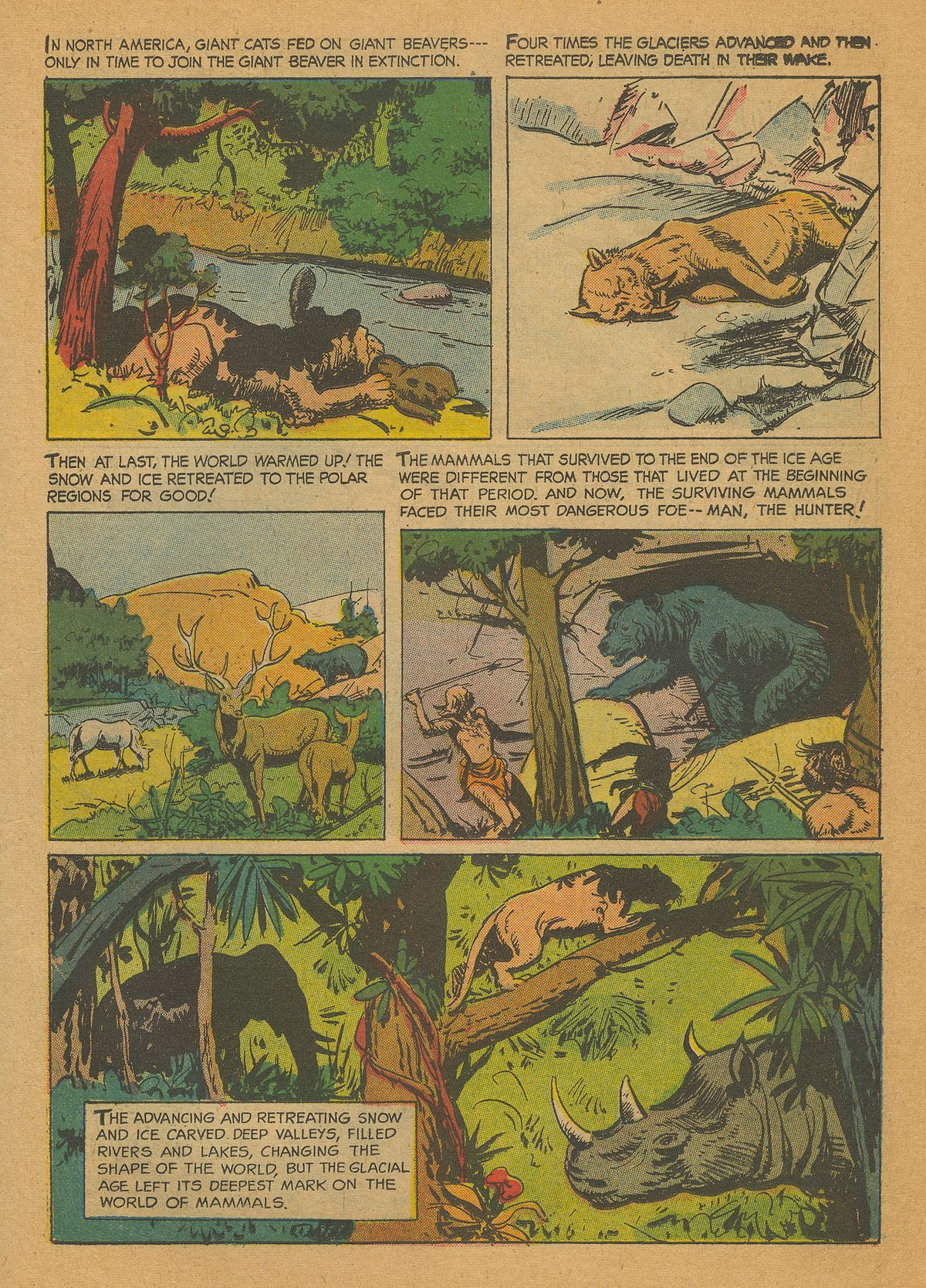 Read online Turok, Son of Stone comic -  Issue #26 - 22