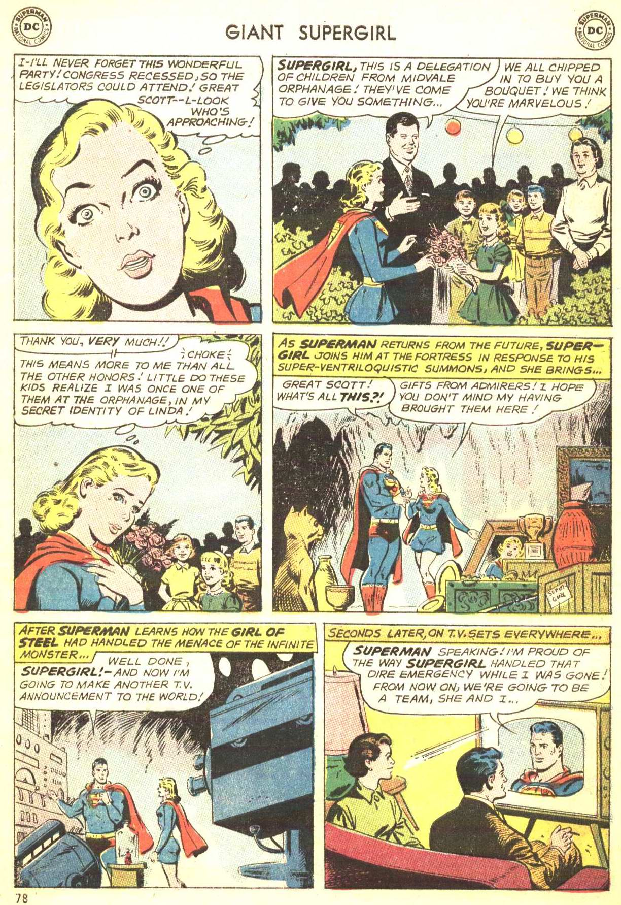 Read online Action Comics (1938) comic -  Issue #360 - 77
