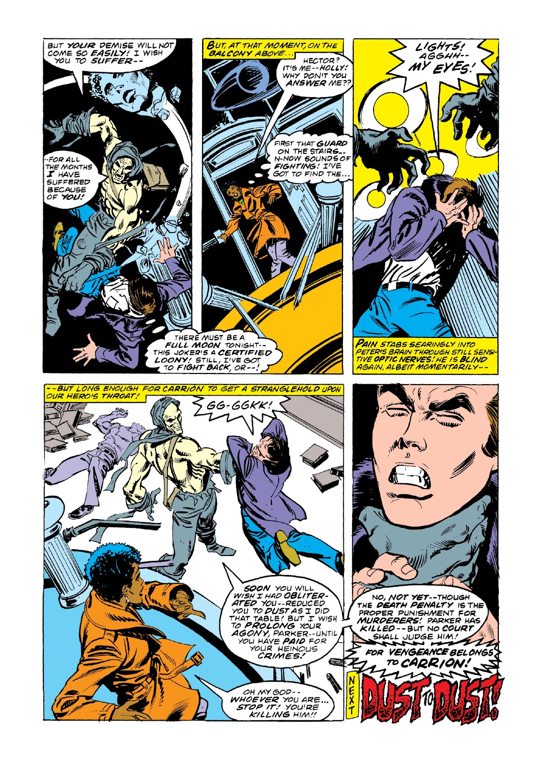 Read online Marvel Masterworks: The Spectacular Spider-Man comic -  Issue # TPB 2 (Part 3) - 43