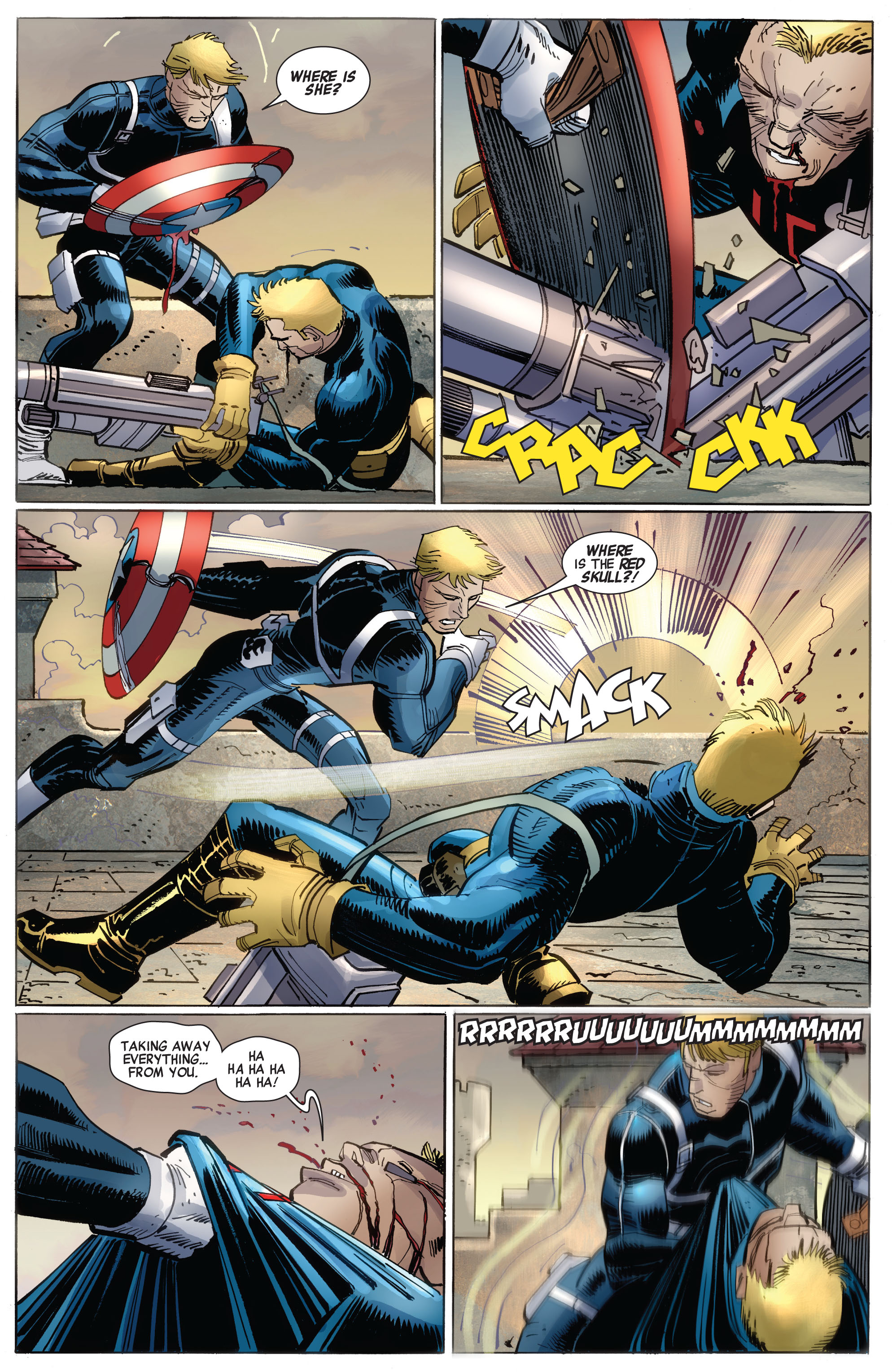 Read online Avengers (2010) comic -  Issue #16 - 20