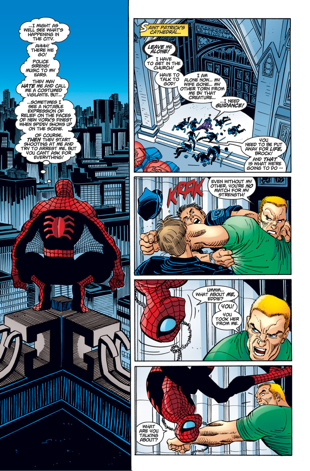 The Amazing Spider-Man (1999) 22 Page 17