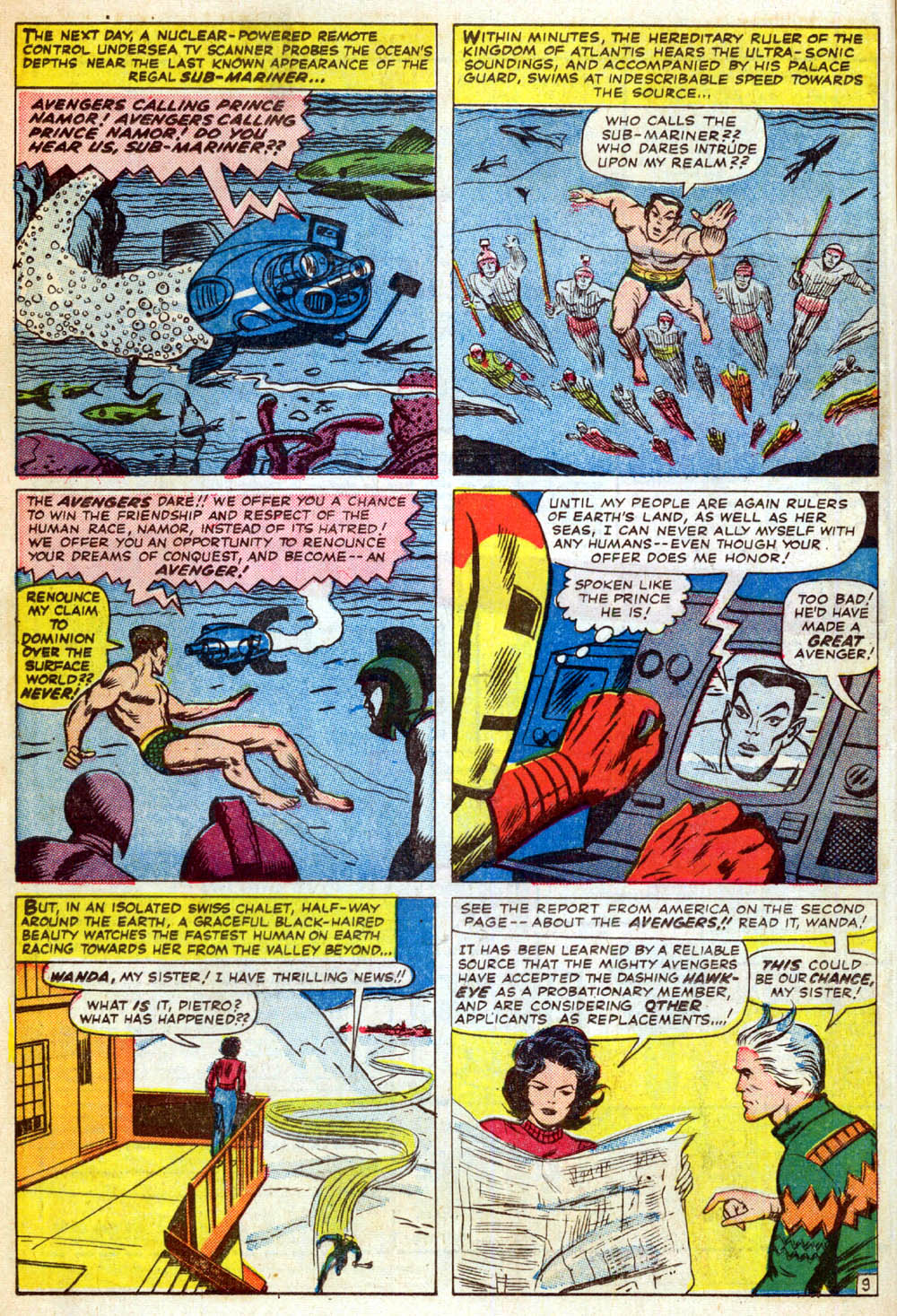 The Avengers (1963) 16 Page 13