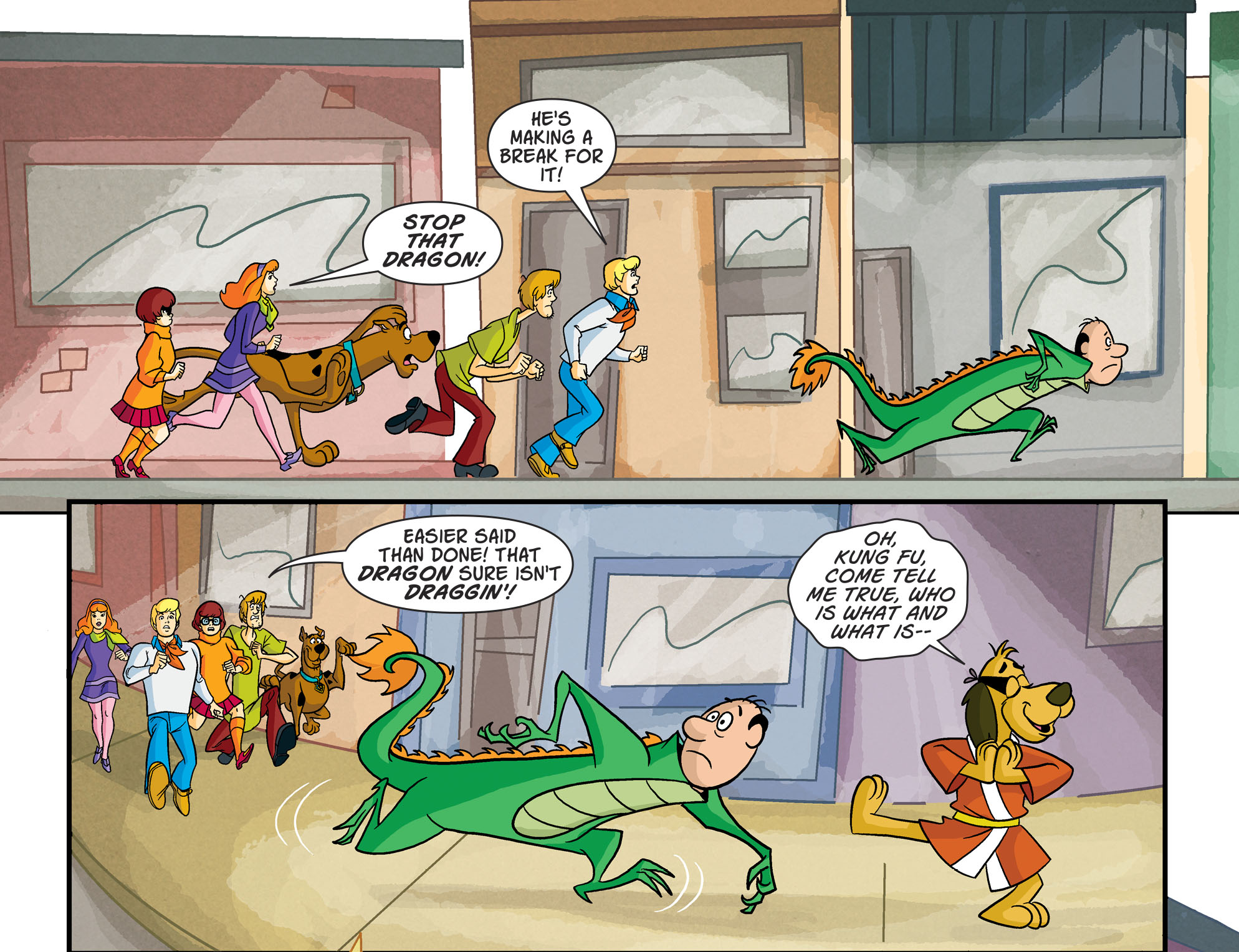 Read online Scooby-Doo! Team-Up comic -  Issue #52 - 20
