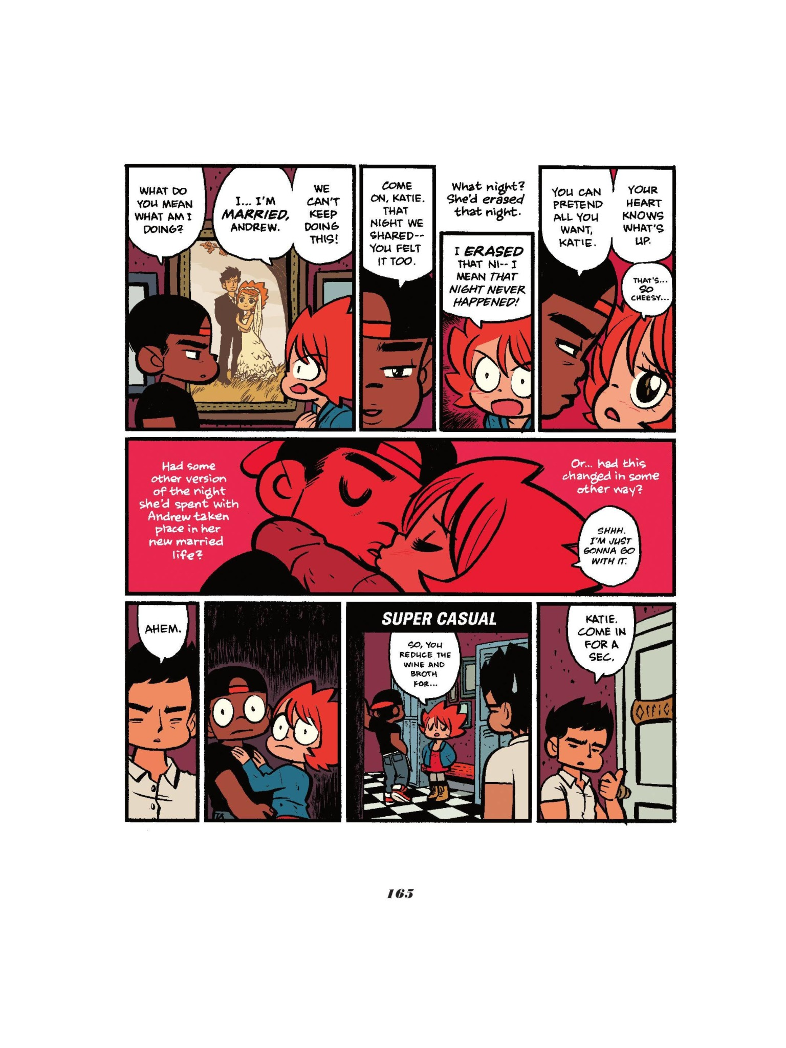 Read online Seconds comic -  Issue # Full - 166