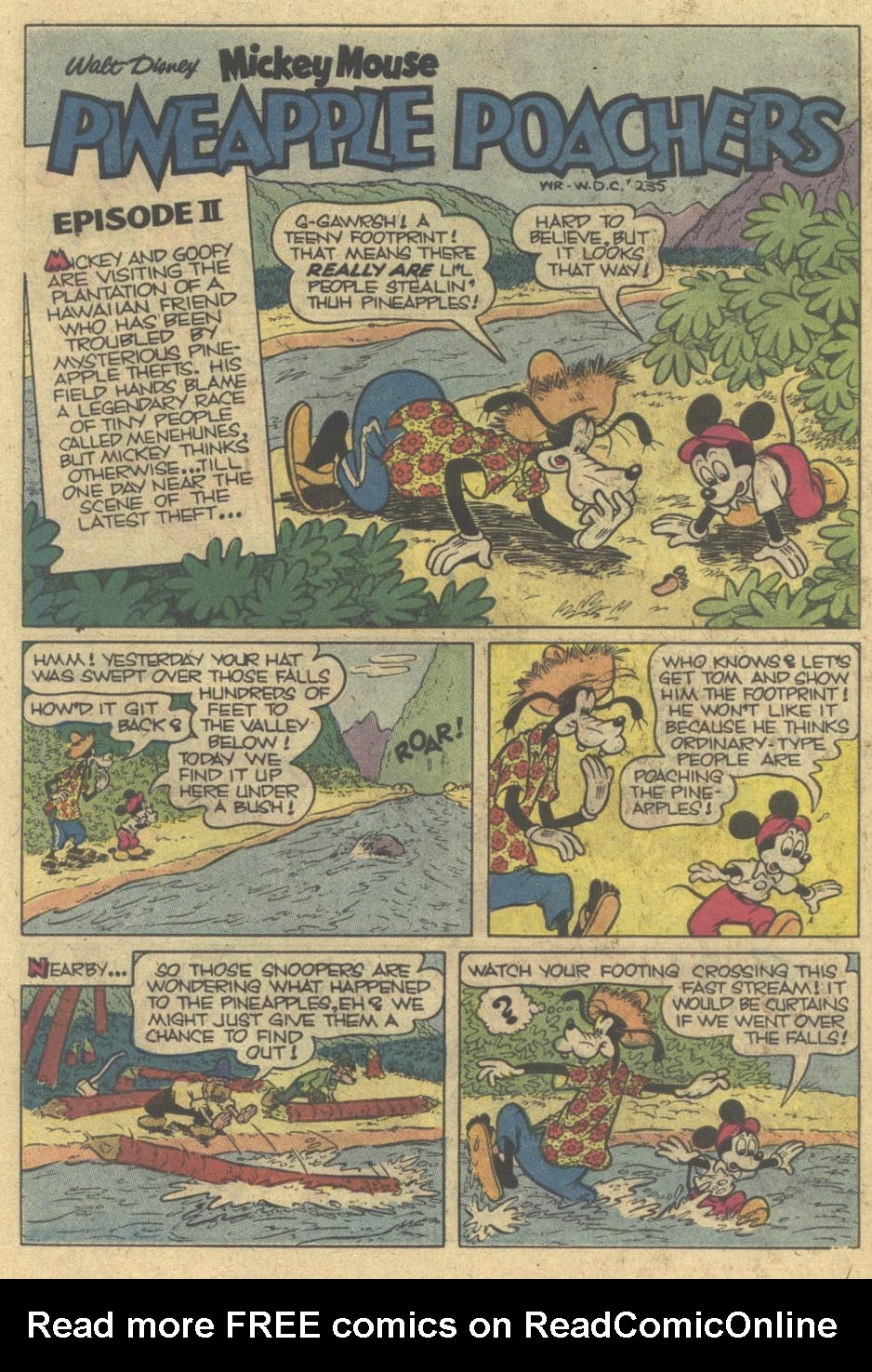 Walt Disney's Comics and Stories issue 501 - Page 27