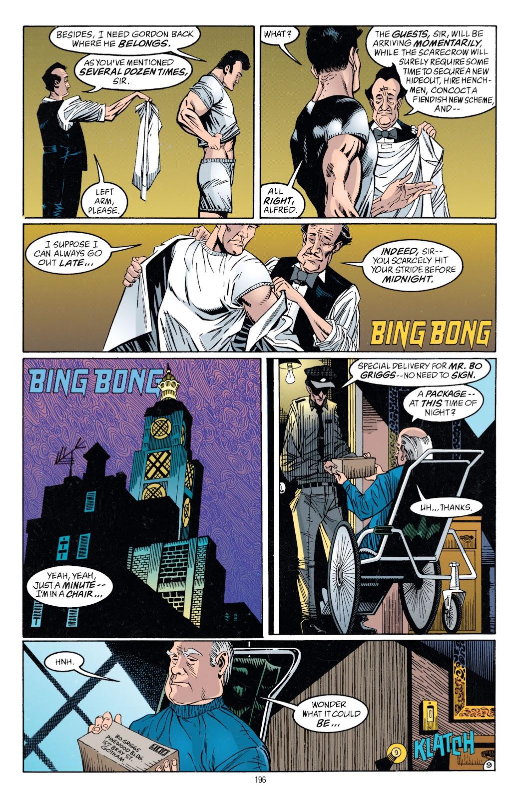 Read online Batman Arkham: Scarecrow comic -  Issue # TPB (Part 2) - 96