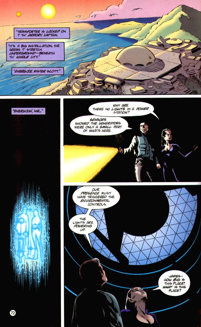 Read online Star Trek: The Ashes of Eden comic -  Issue # Full - 77