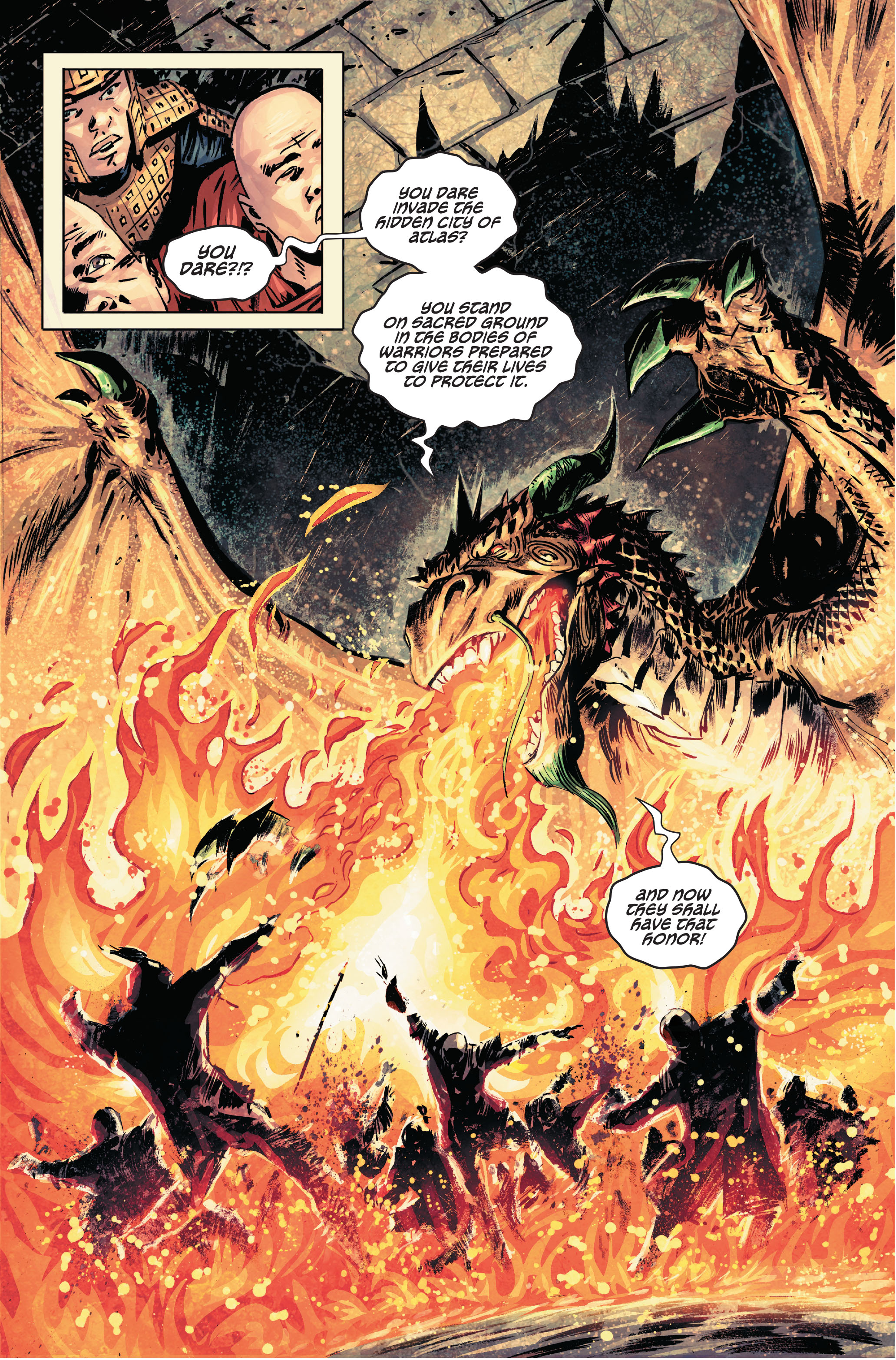 Read online Atlas comic -  Issue #4 - 7