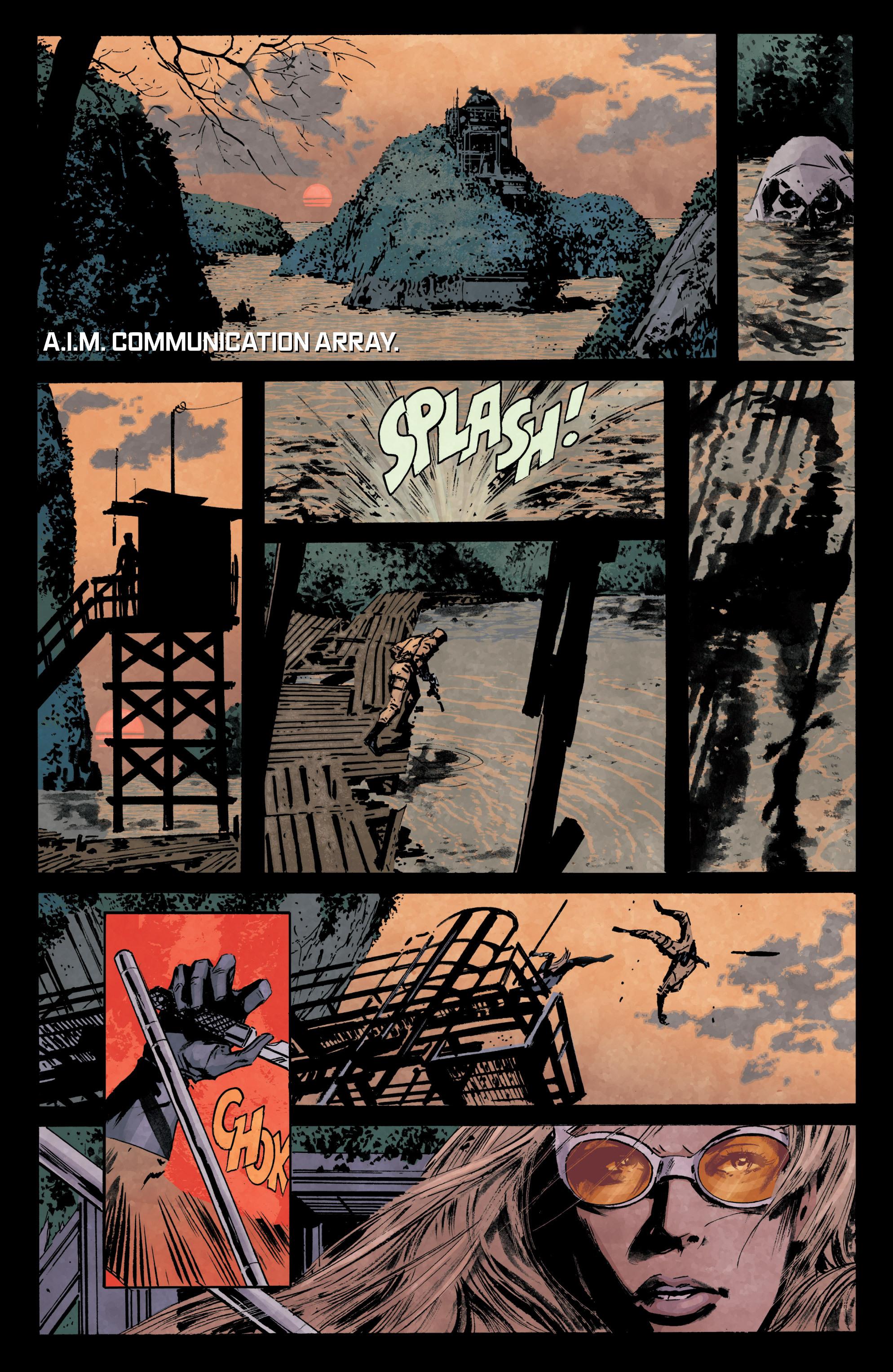 Read online Secret Avengers (2013) comic -  Issue #6 - 16