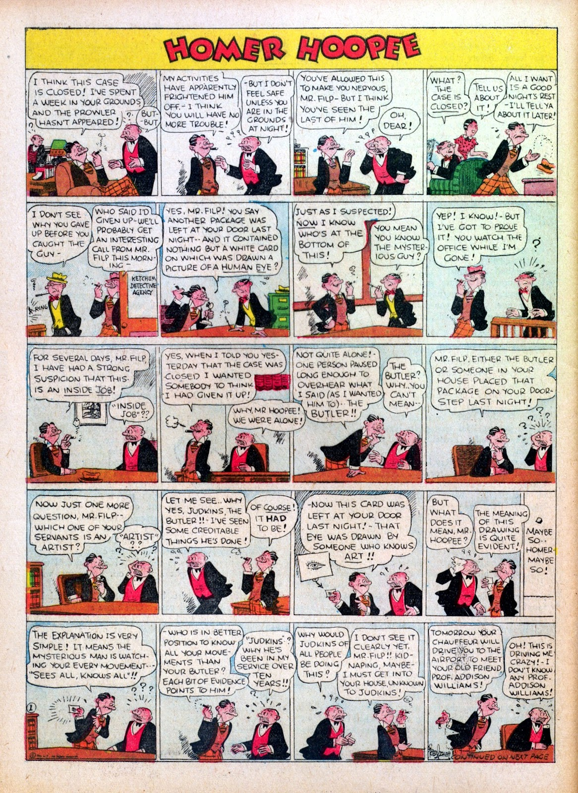 Read online Famous Funnies comic -  Issue #27 - 62