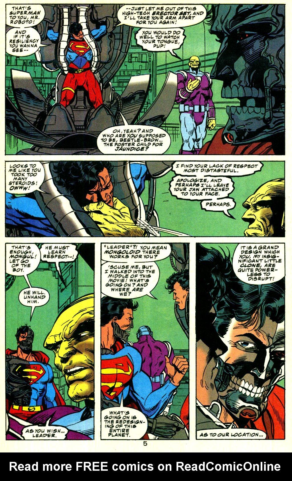 Action Comics (1938) 690 Page 5