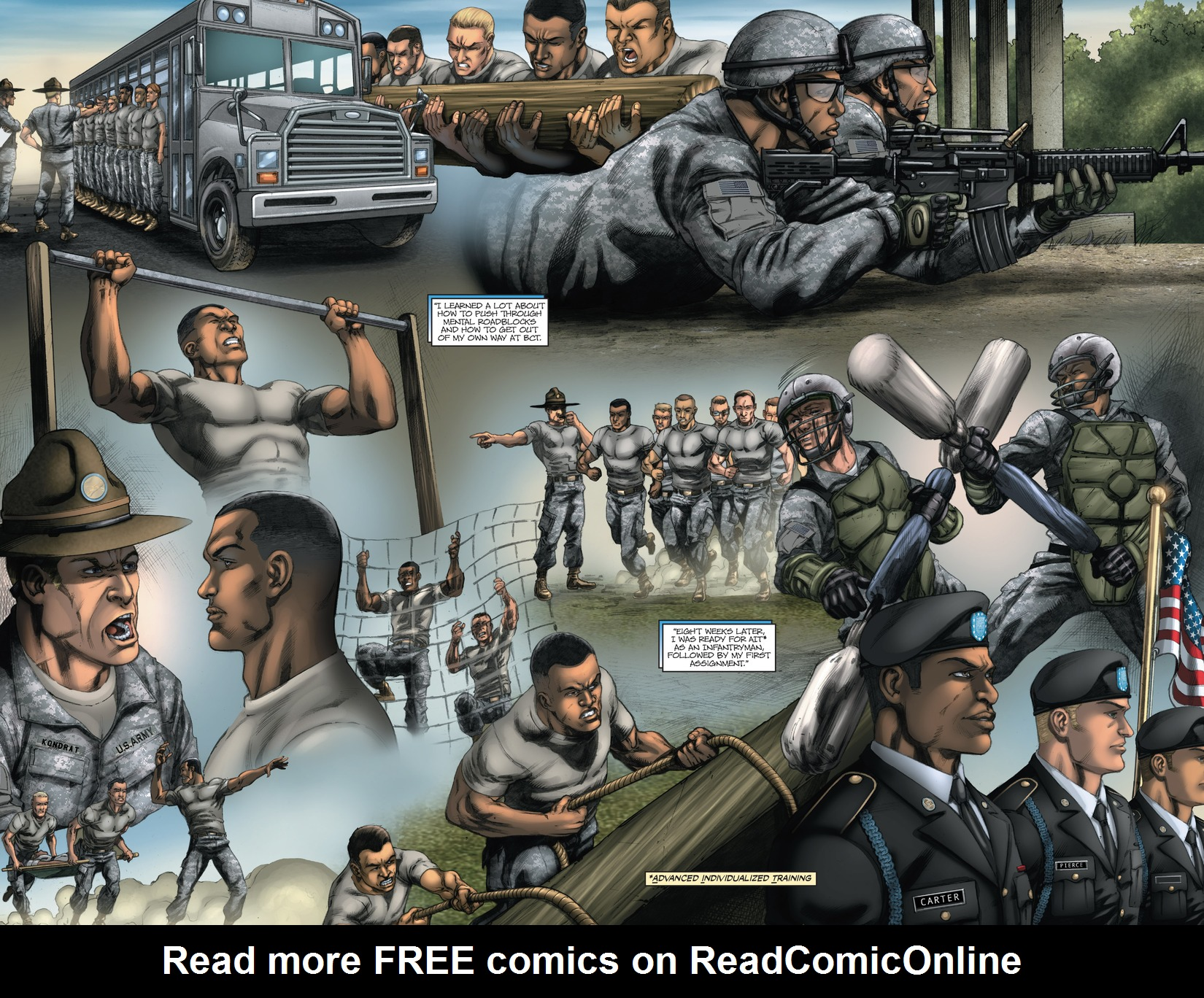 Read online America's Army comic -  Issue #13 - 10