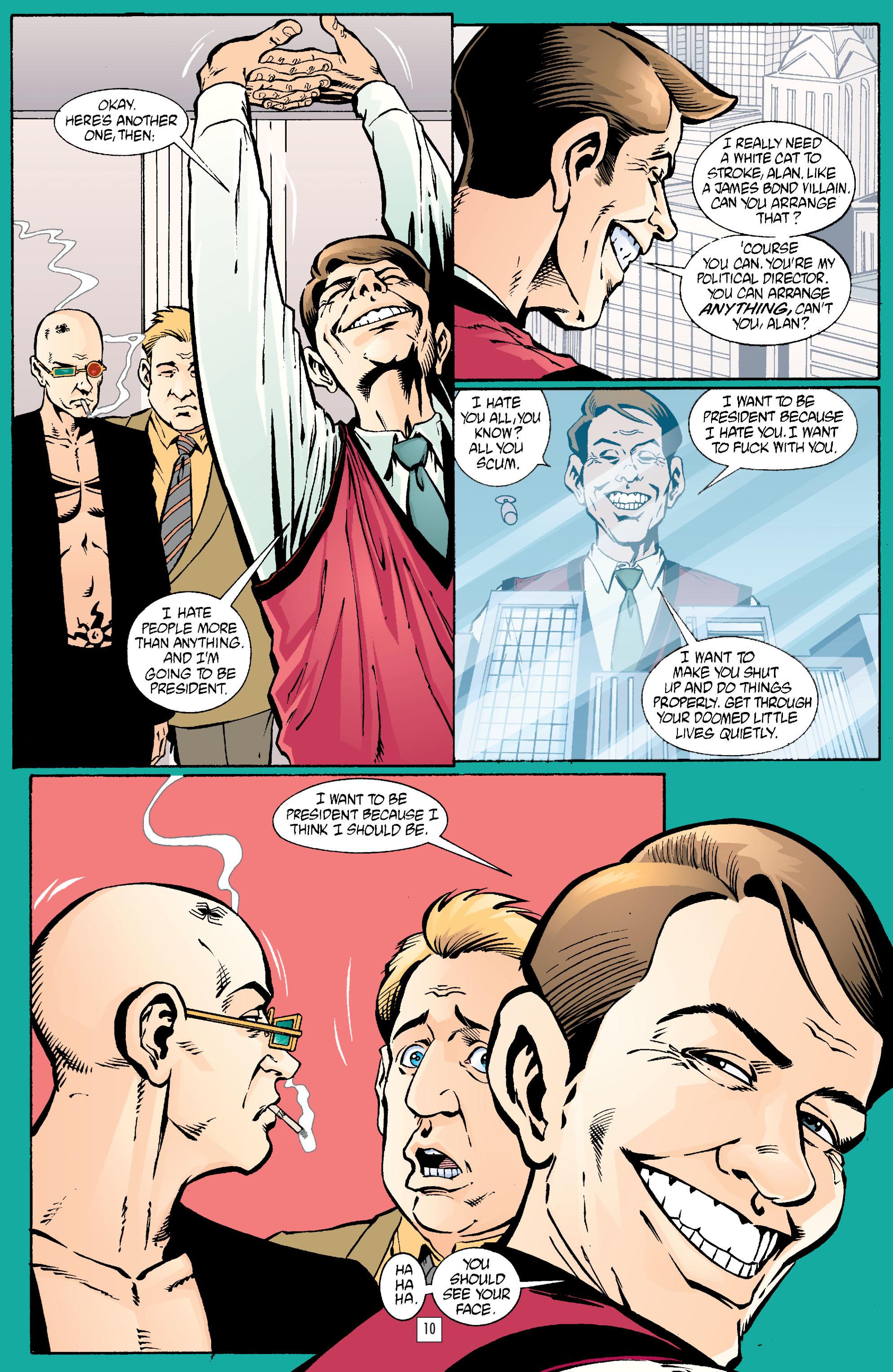 Read online Transmetropolitan comic -  Issue #23 - 11