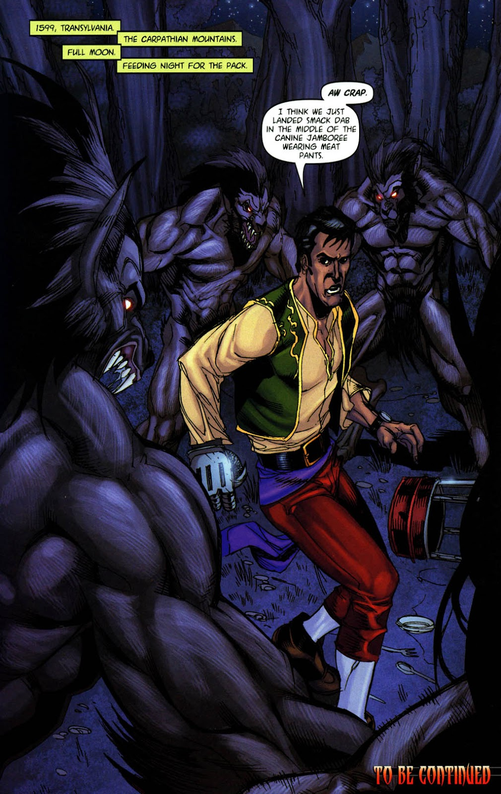 Army of Darkness (2006) Issue #9 #5 - English 23