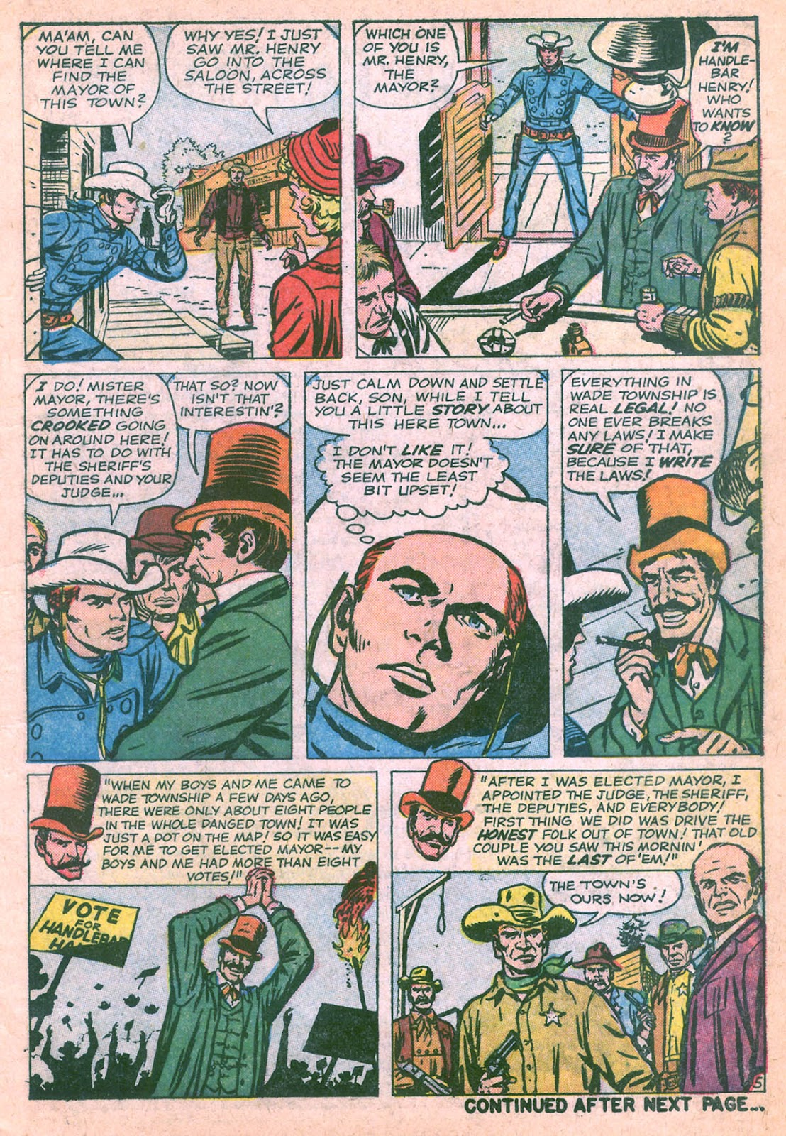 The Rawhide Kid (1955) issue 36 - Page 7