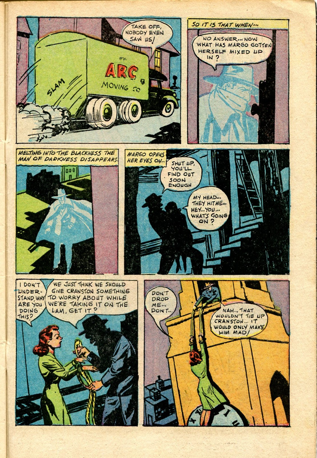 Shadow Comics issue 81 - Page 43