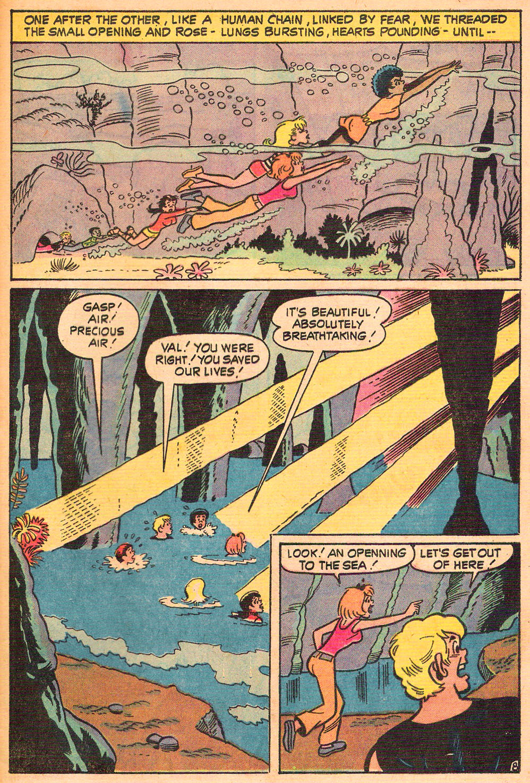 Read online She's Josie comic -  Issue #61 - 45