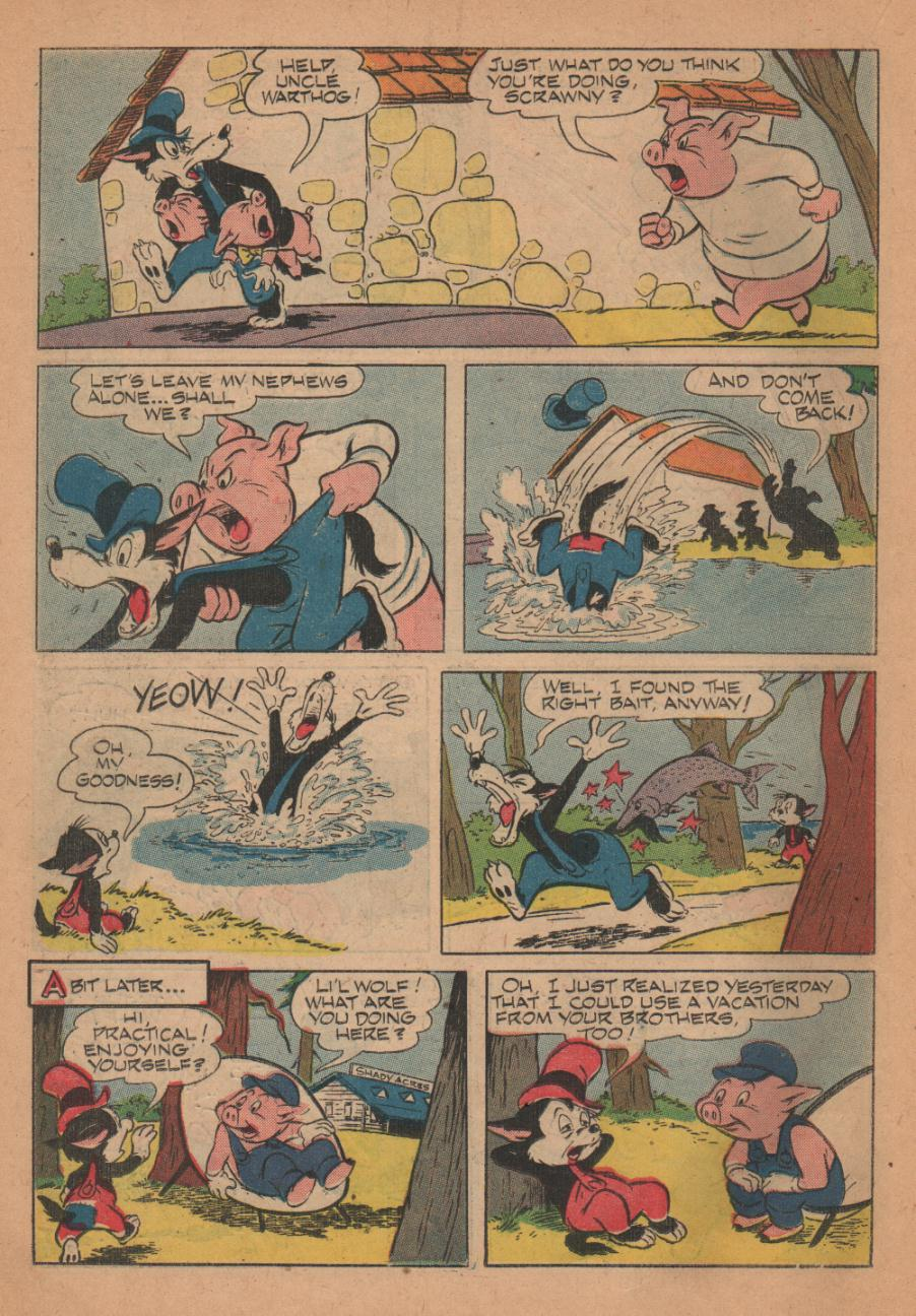 Walt Disney's Comics and Stories issue 194 - Page 18