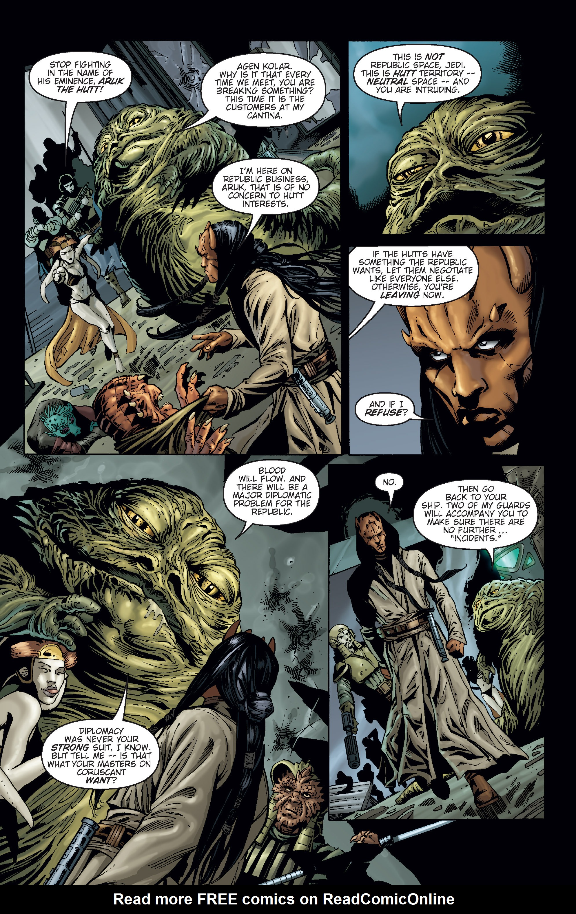 Read online Star Wars Omnibus comic -  Issue # Vol. 24 - 270