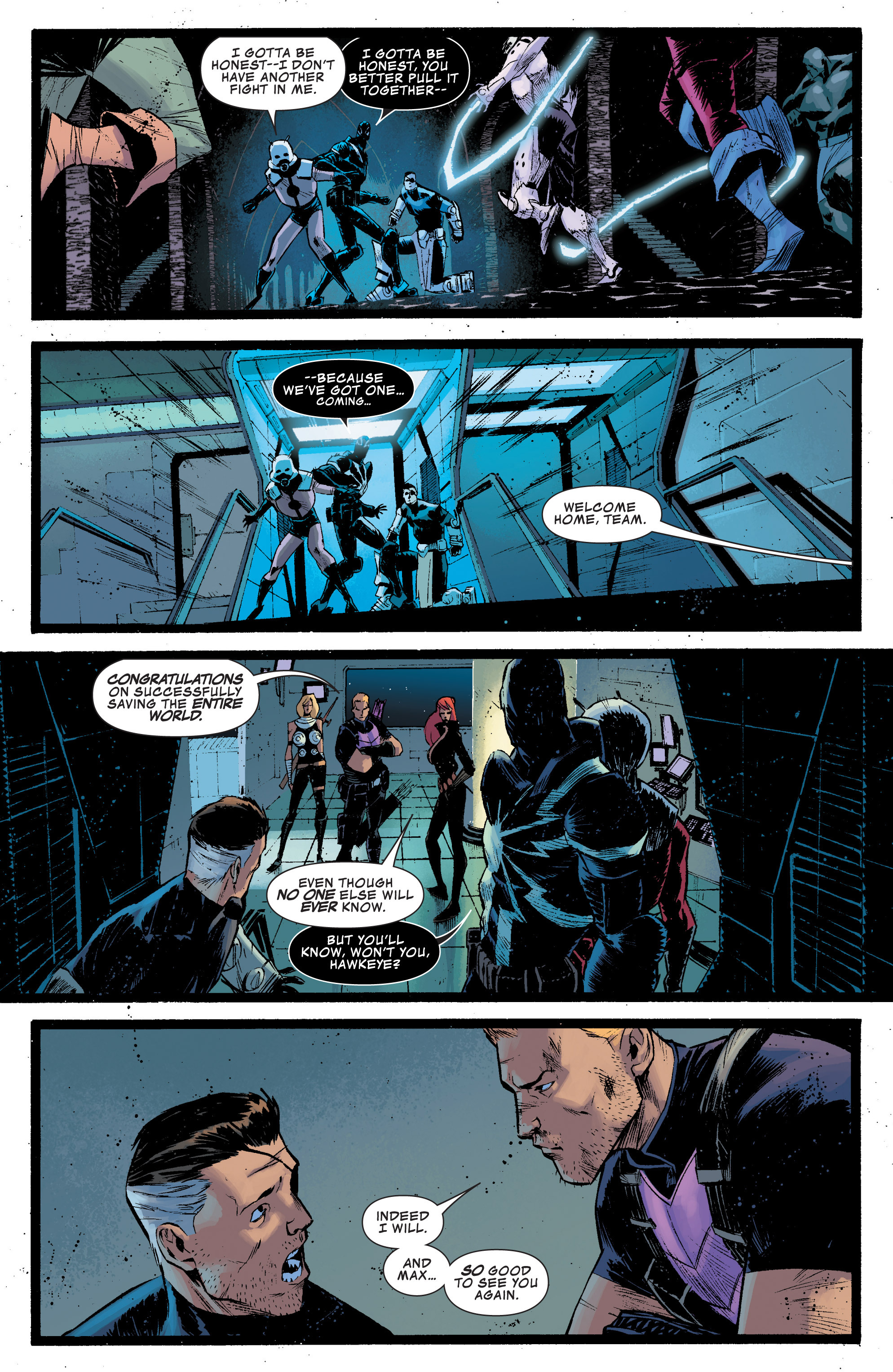 Read online Secret Avengers (2010) comic -  Issue #32 - 16