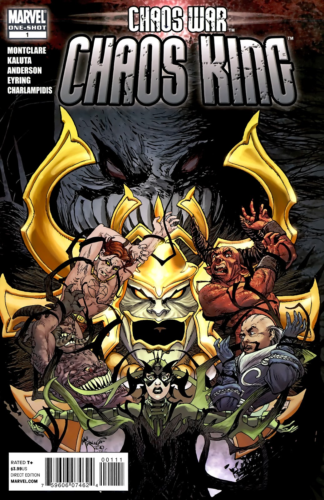 Chaos War: Chaos King issue Full - Page 1