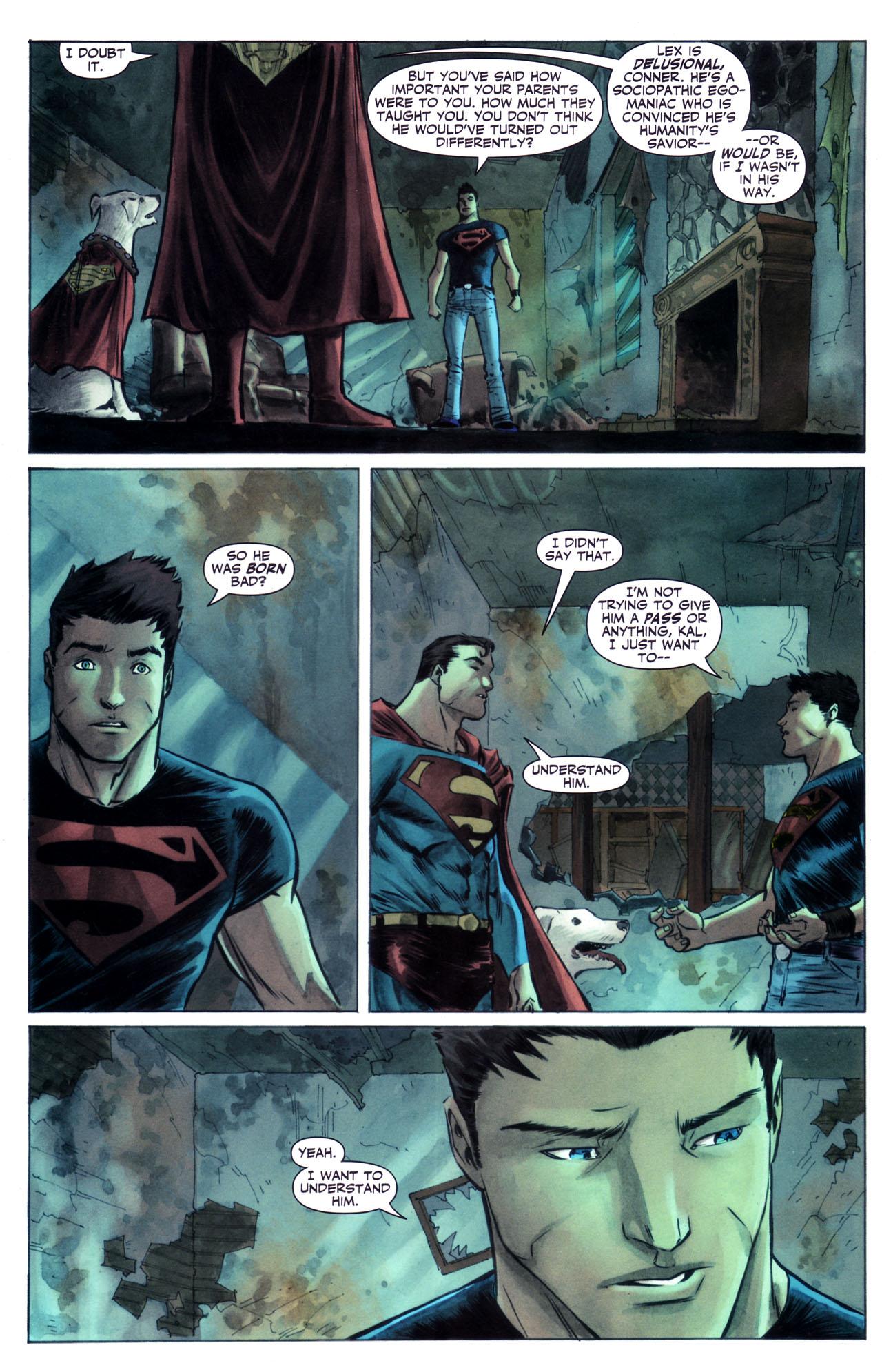 Read online Adventure Comics (2009) comic -  Issue #1 - 19